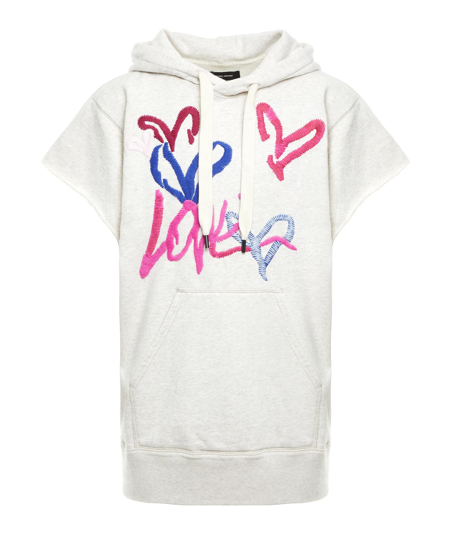 ISABEL MARANT - Sweatshirt Miami Coton Écru