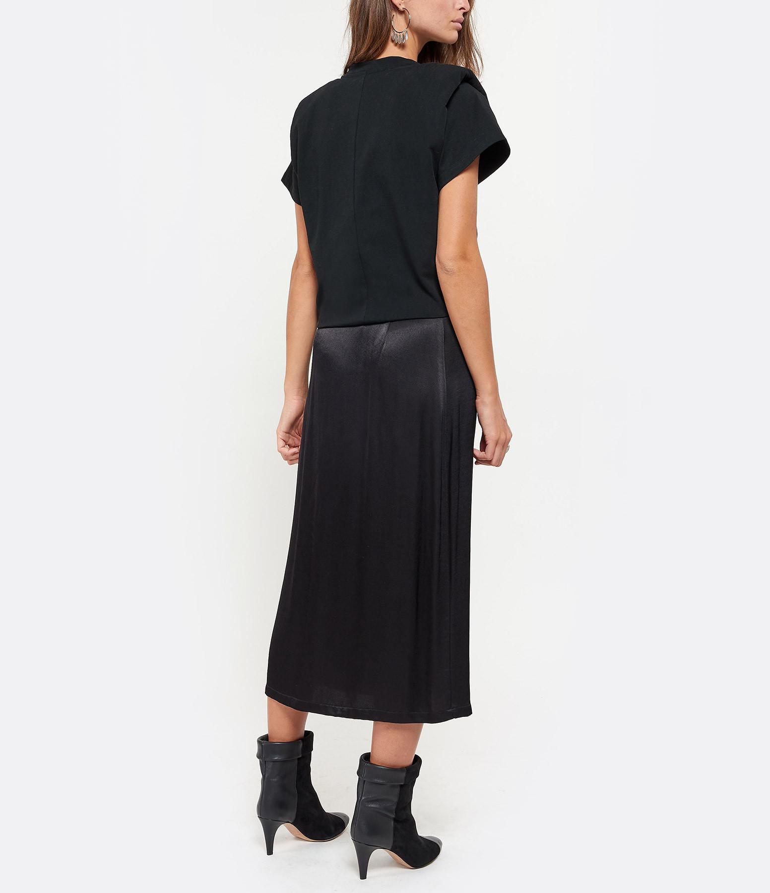 ISABEL MARANT - Tee-shirt Belita Noir