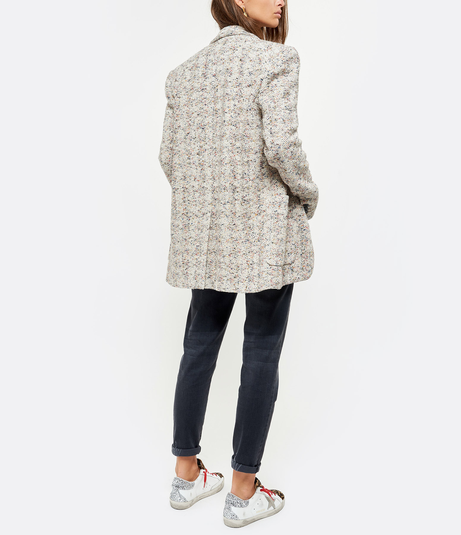 ISABEL MARANT - Veste Kindan Multicolore