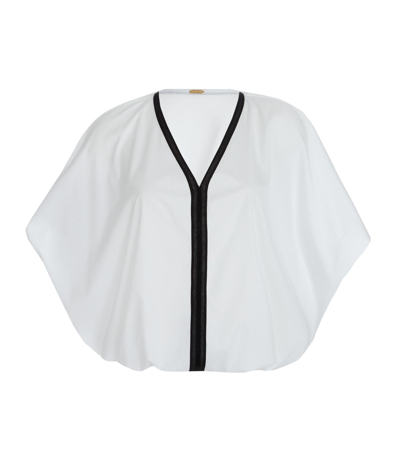 TOOSHIE - Top Anacapri Blanc Noir