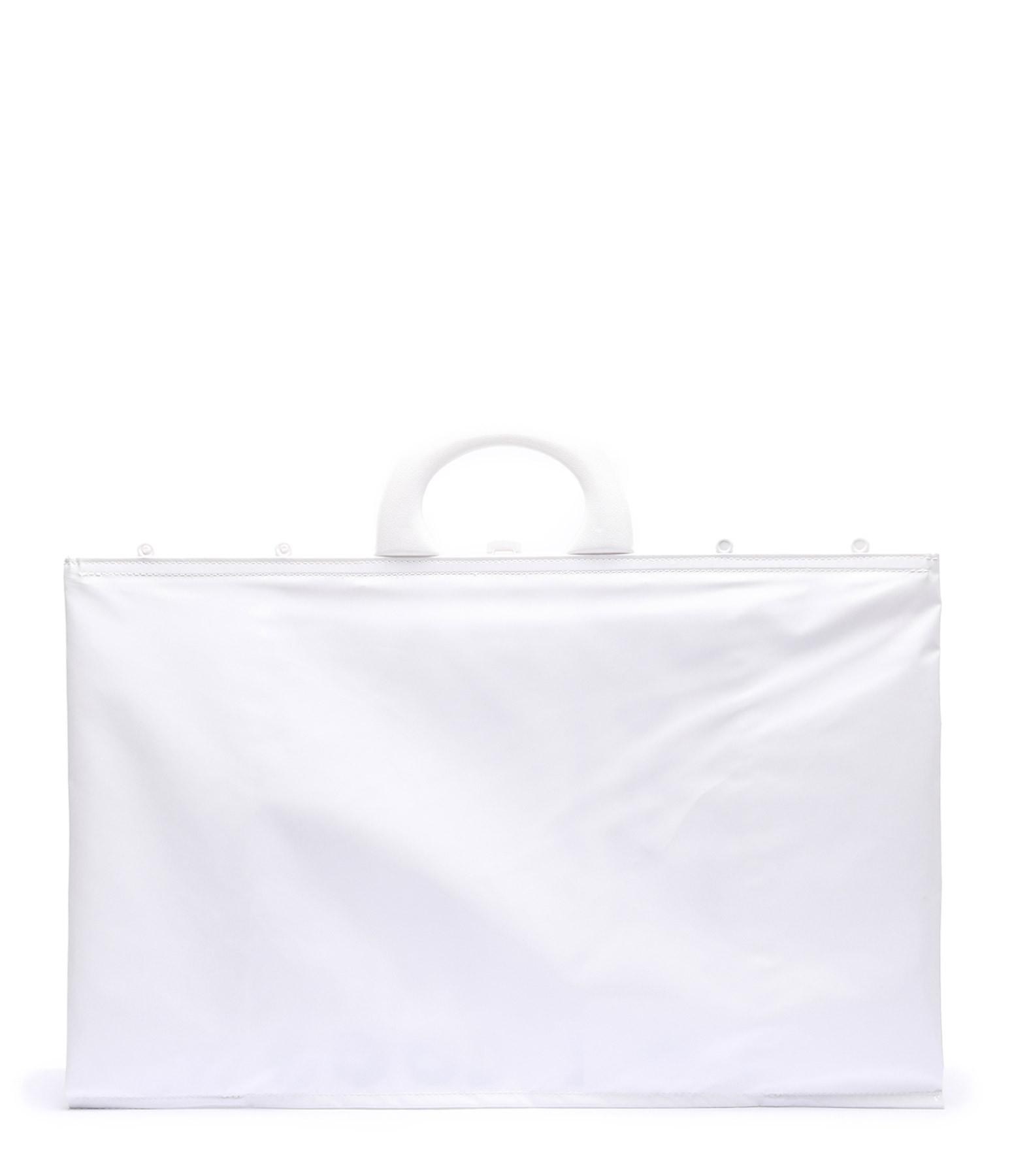 MM6 MAISON MARGIELA - Sac Rectangle Blanc Collection Studio