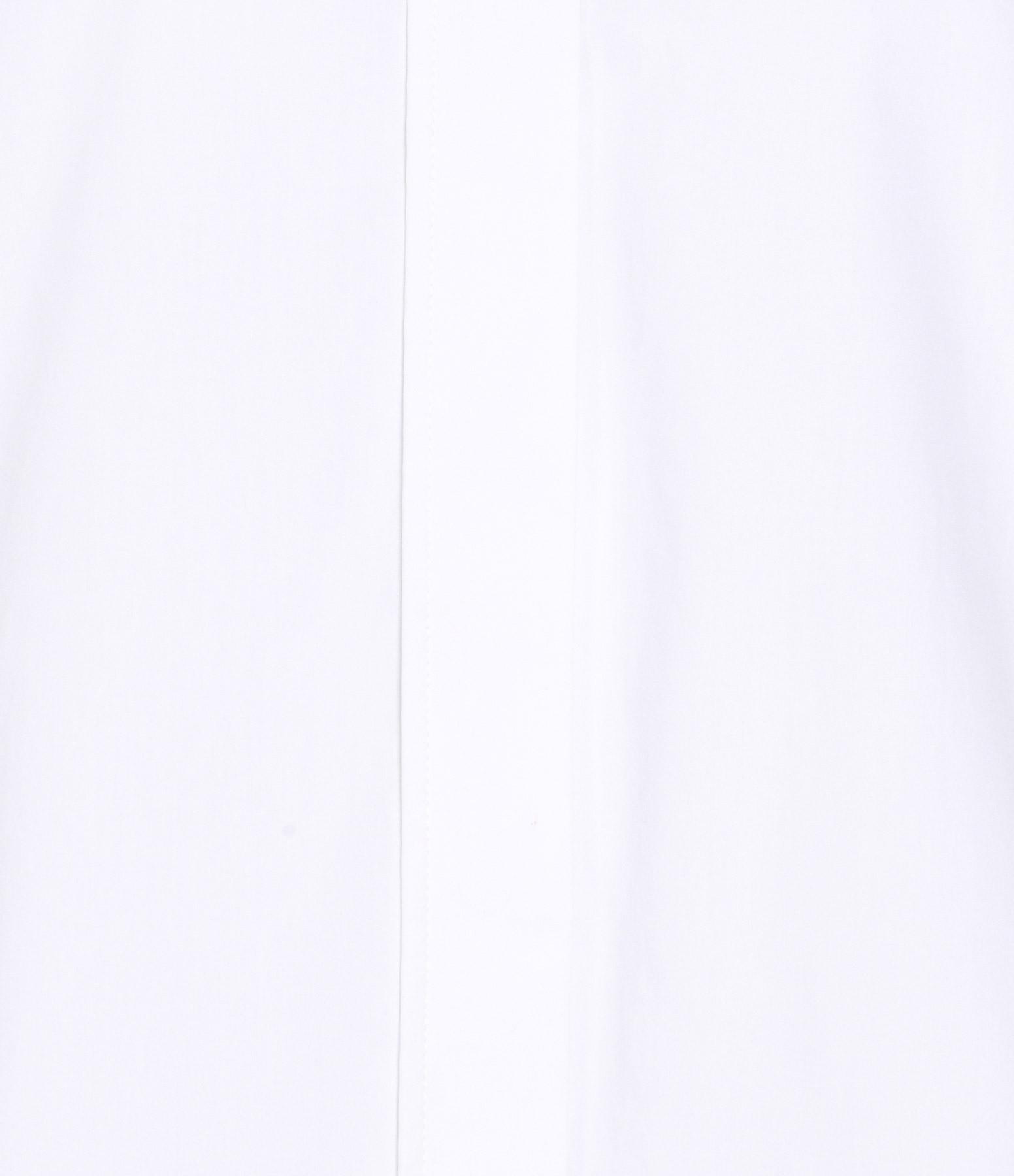 JEANNE VOULAND - Chemise Classie Coton Blanc