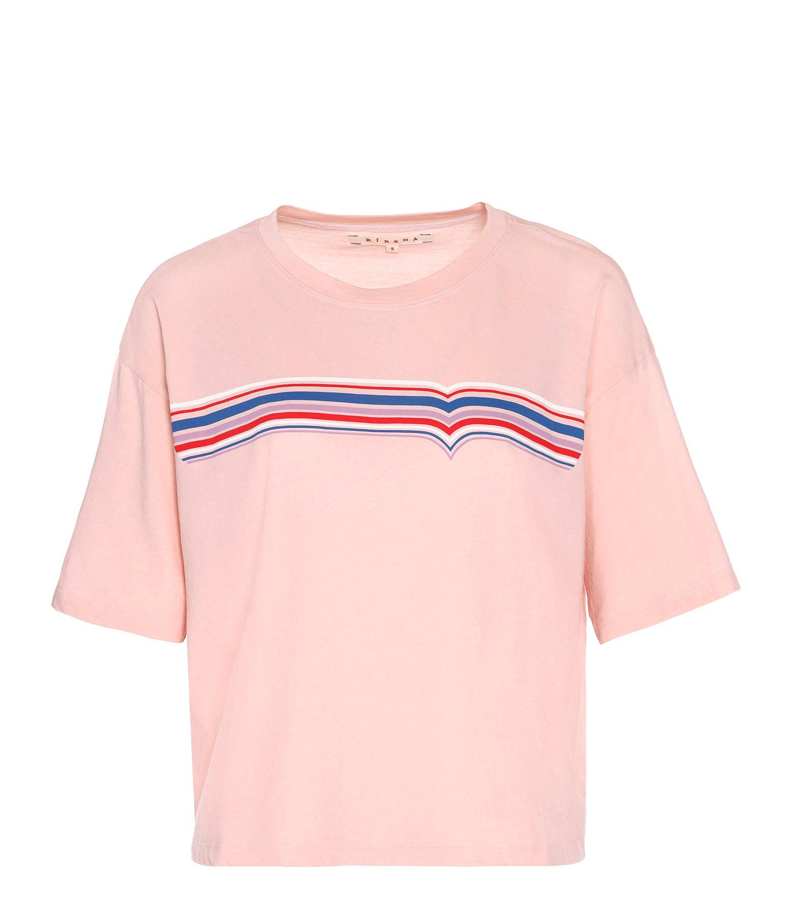 XIRENA - Tee-shirt Jess Sable Rose