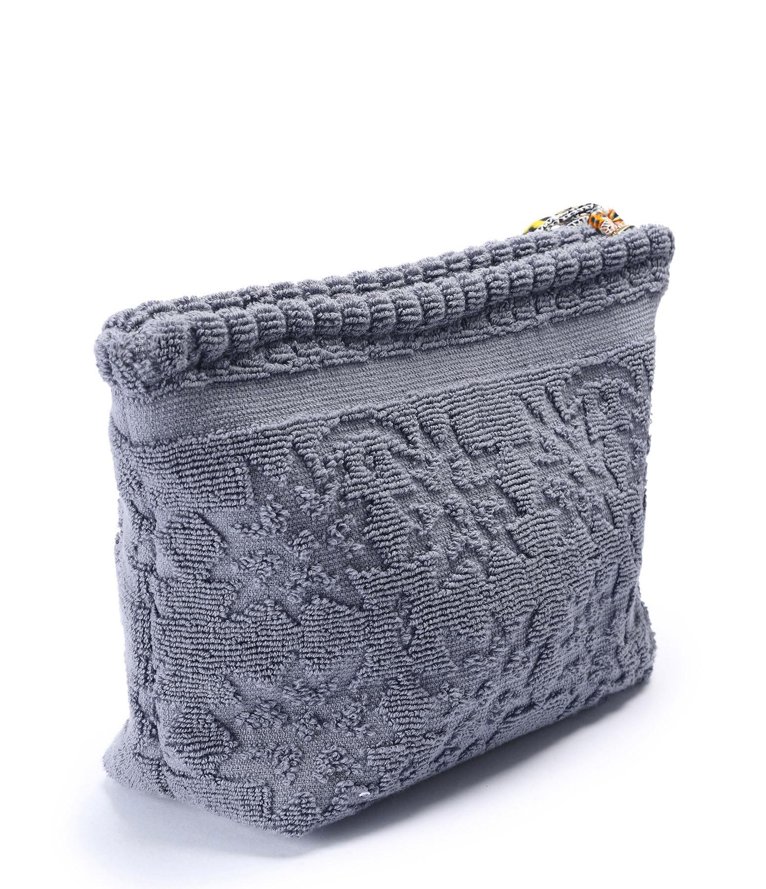 LALLA - Petite Trousse Walakin Eponge Anthracite