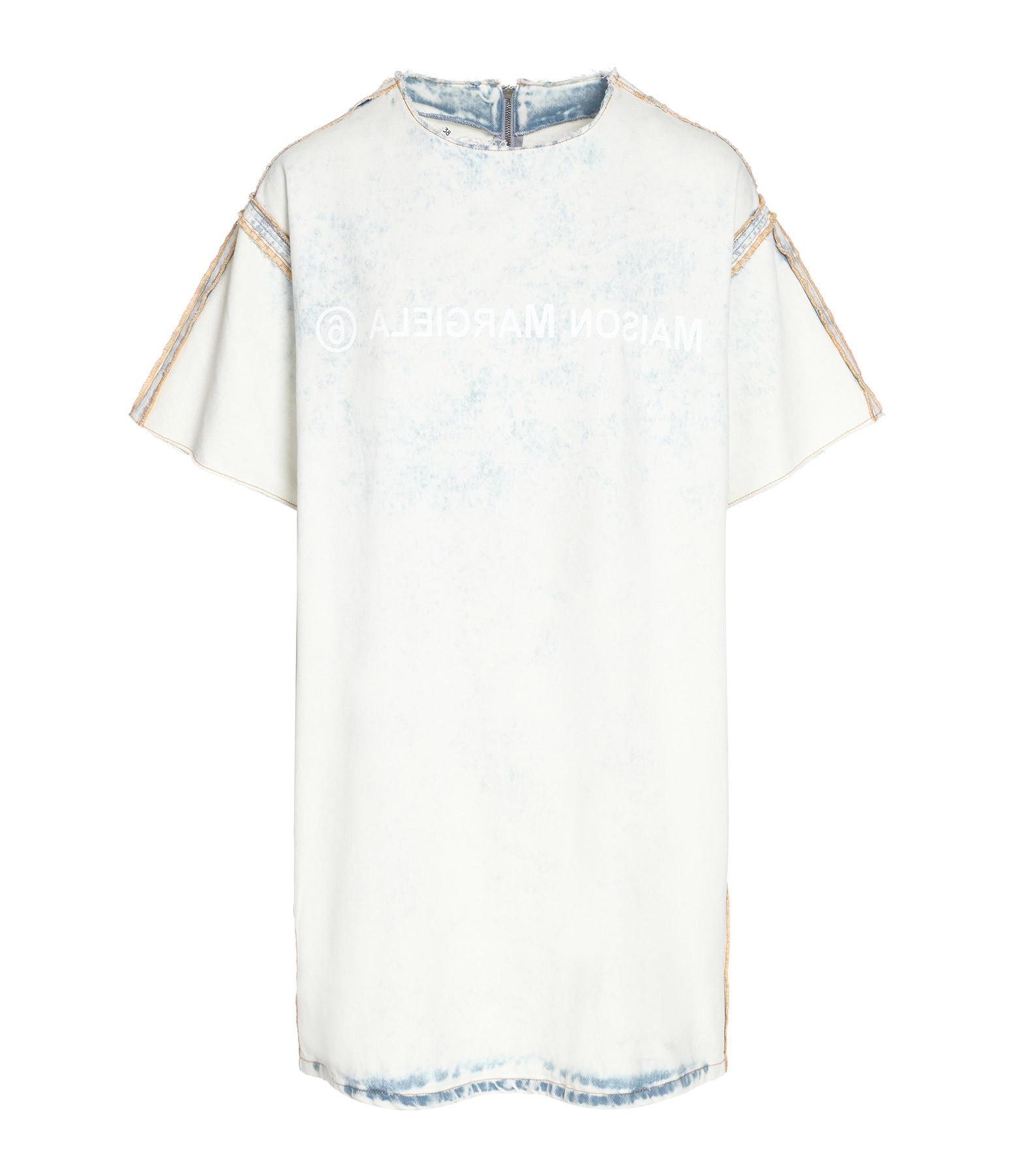 Robe Tee shirt Super Bleach