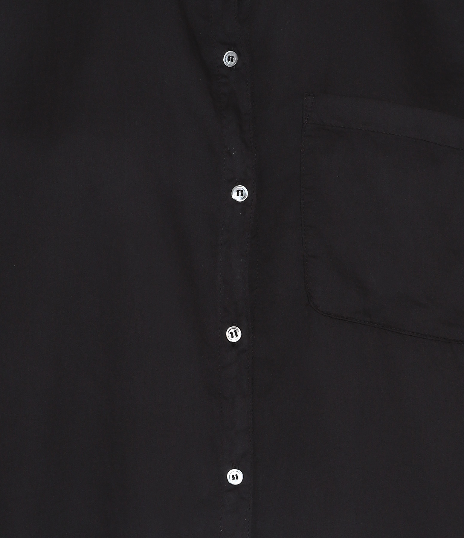 XIRENA - Chemise Blaine Noir Vintage