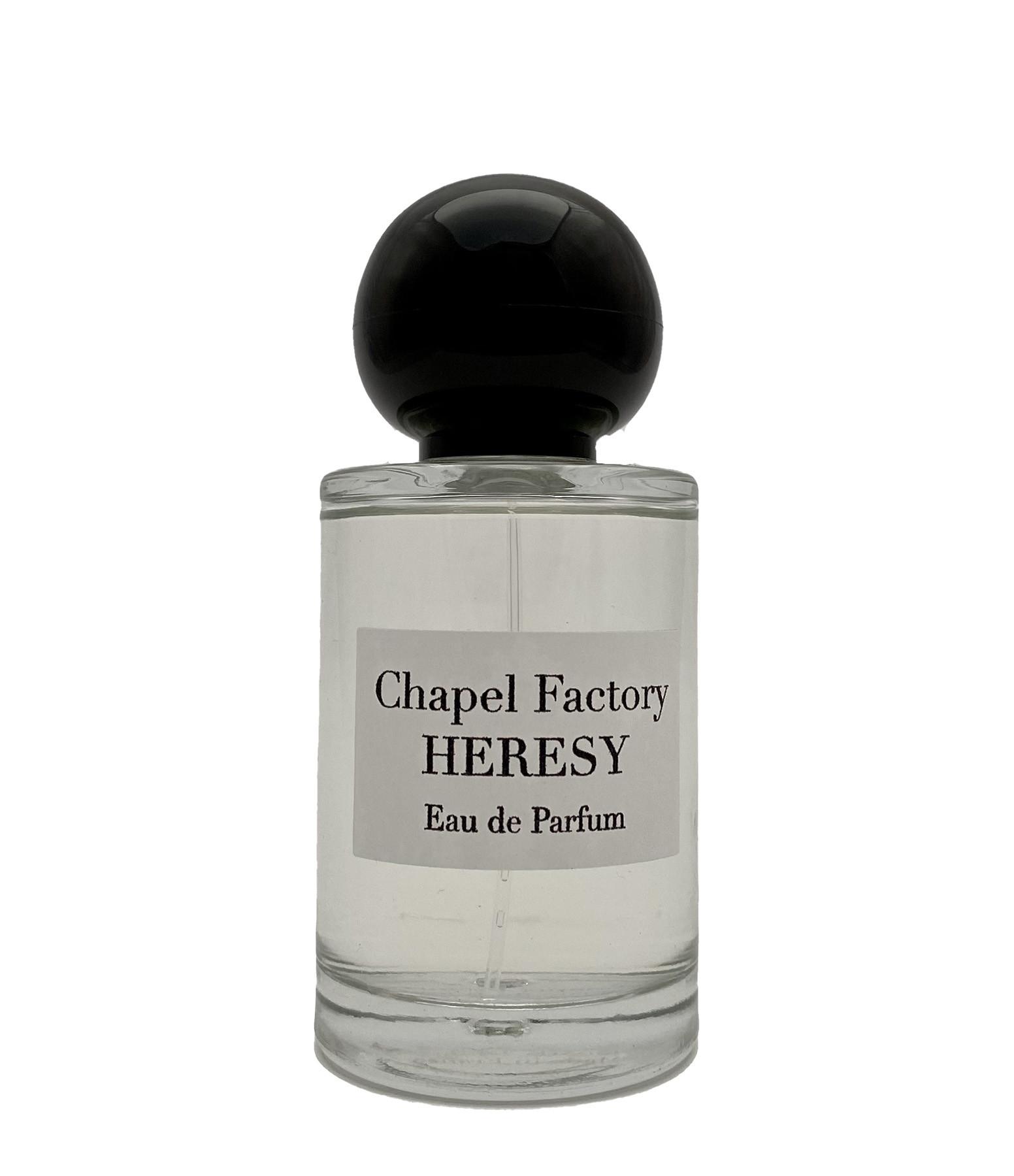 CHAPEL FACTORY - Eau de Parfum Heresy 100ml