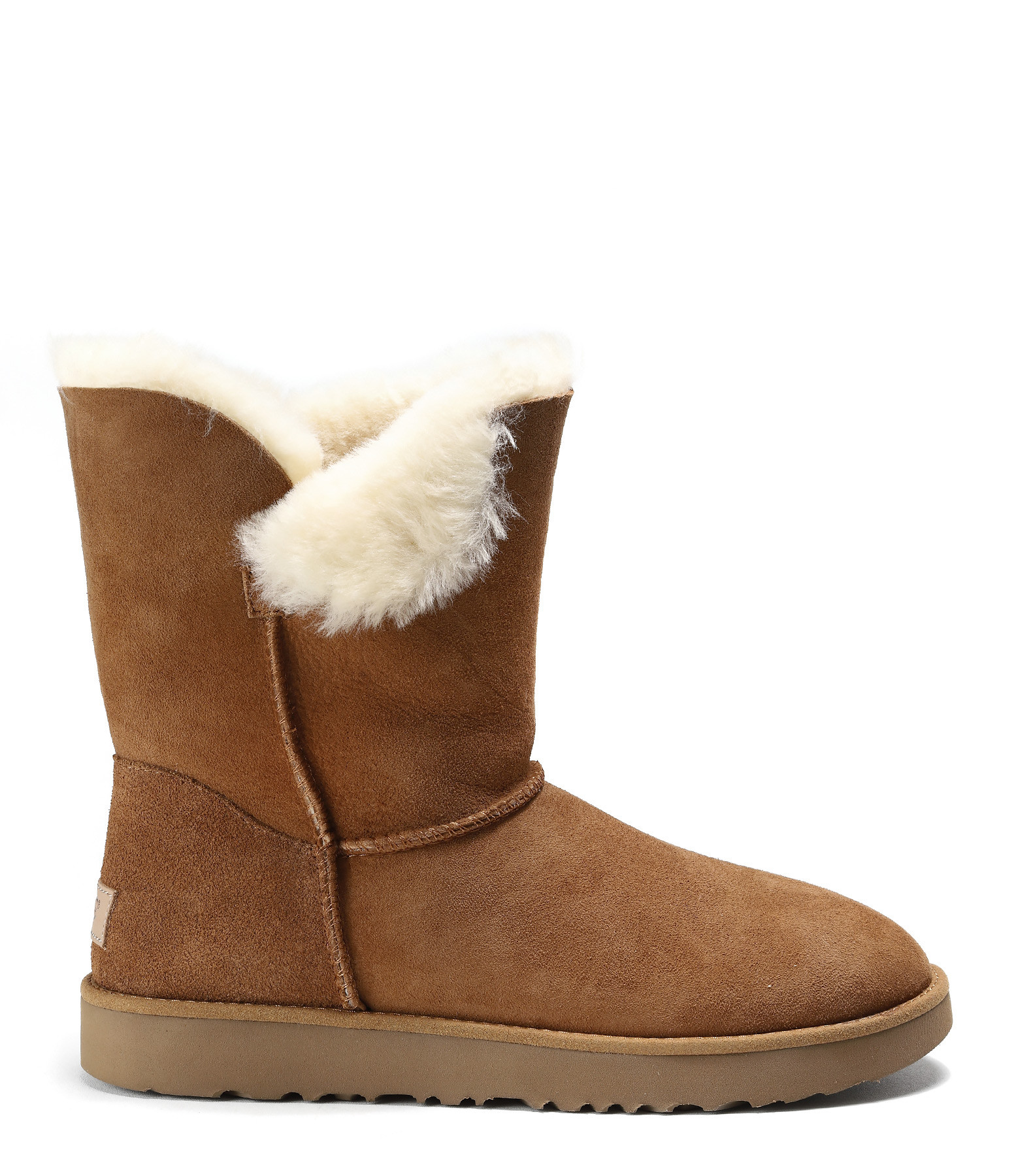 UGG - Boots Classic Cuff Short Chesnut