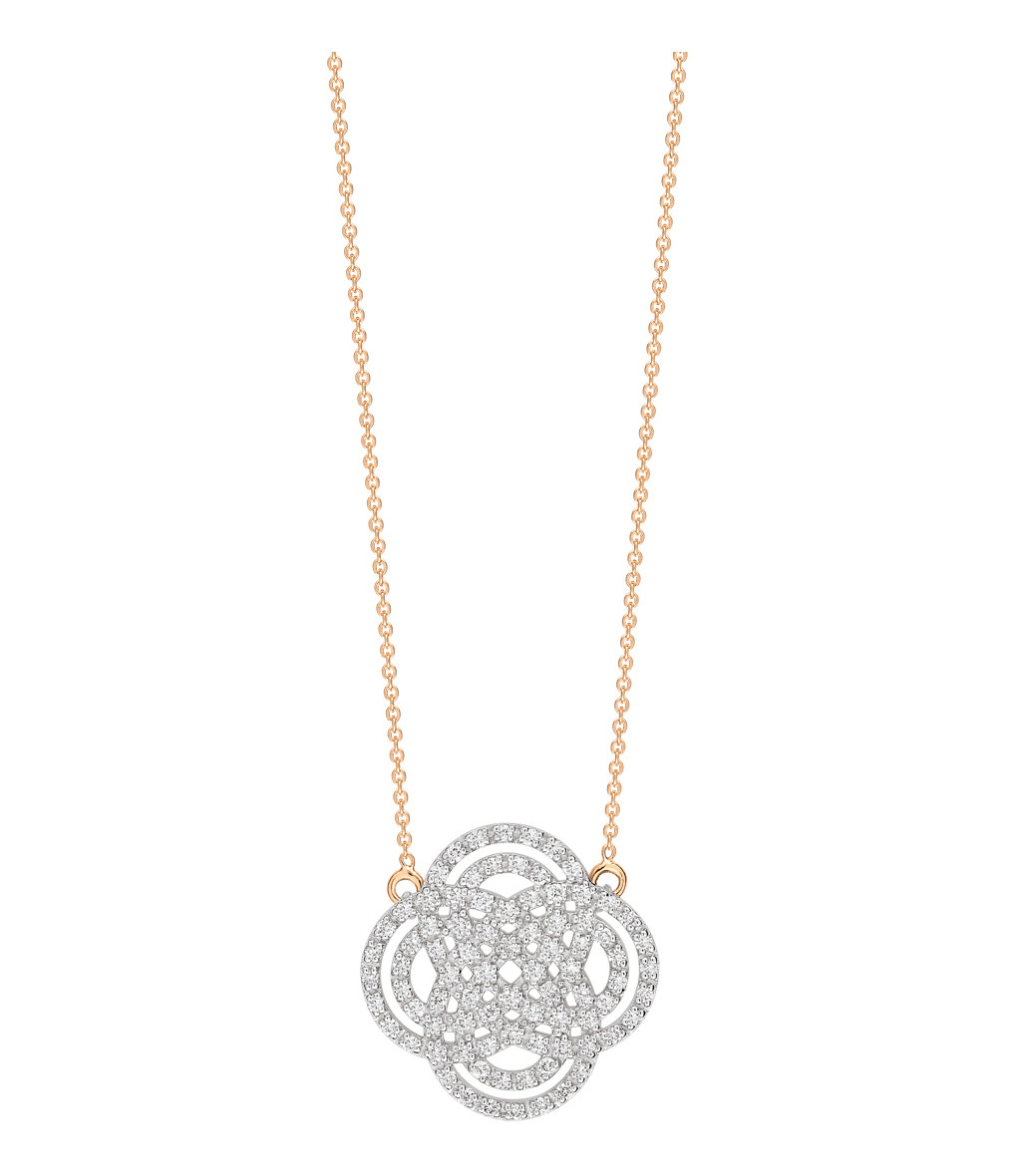 Collier Mini Purity Diamants - GINETTE_NY