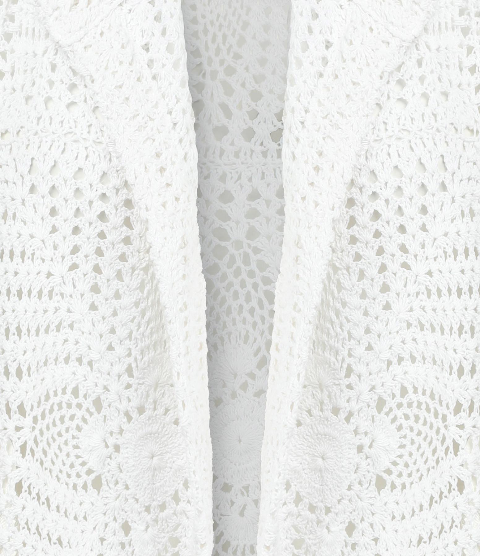 IRO - Veste Elgua Coton Blanc