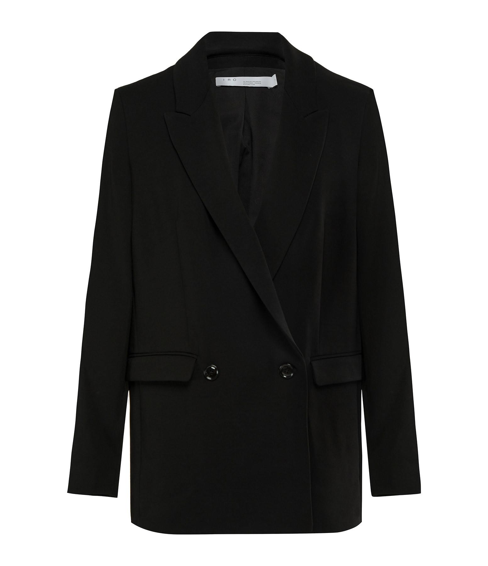 IRO - Veste Blazer Degree Noir