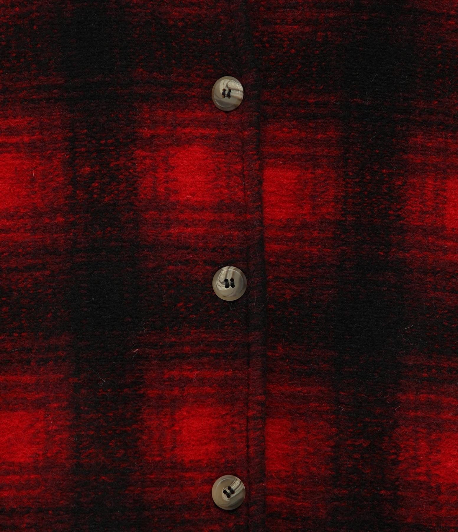 IRO - Chemise Uncover Coton Bordeaux