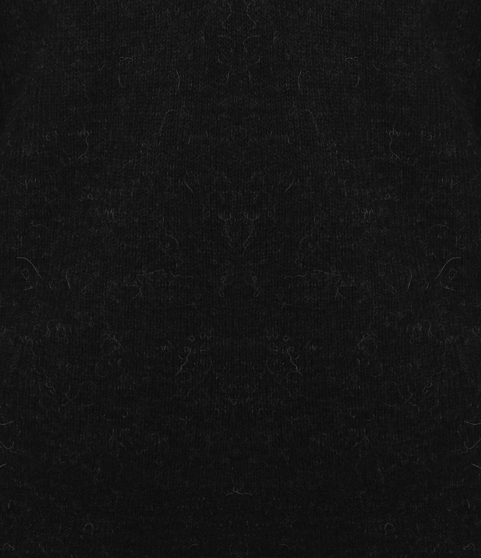 IRO - Pull Eléctra Alpaga Noir