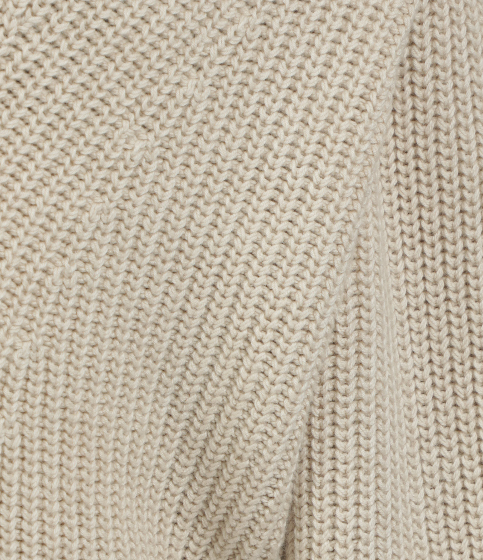 IRO - Pull Kiria Coton Beige