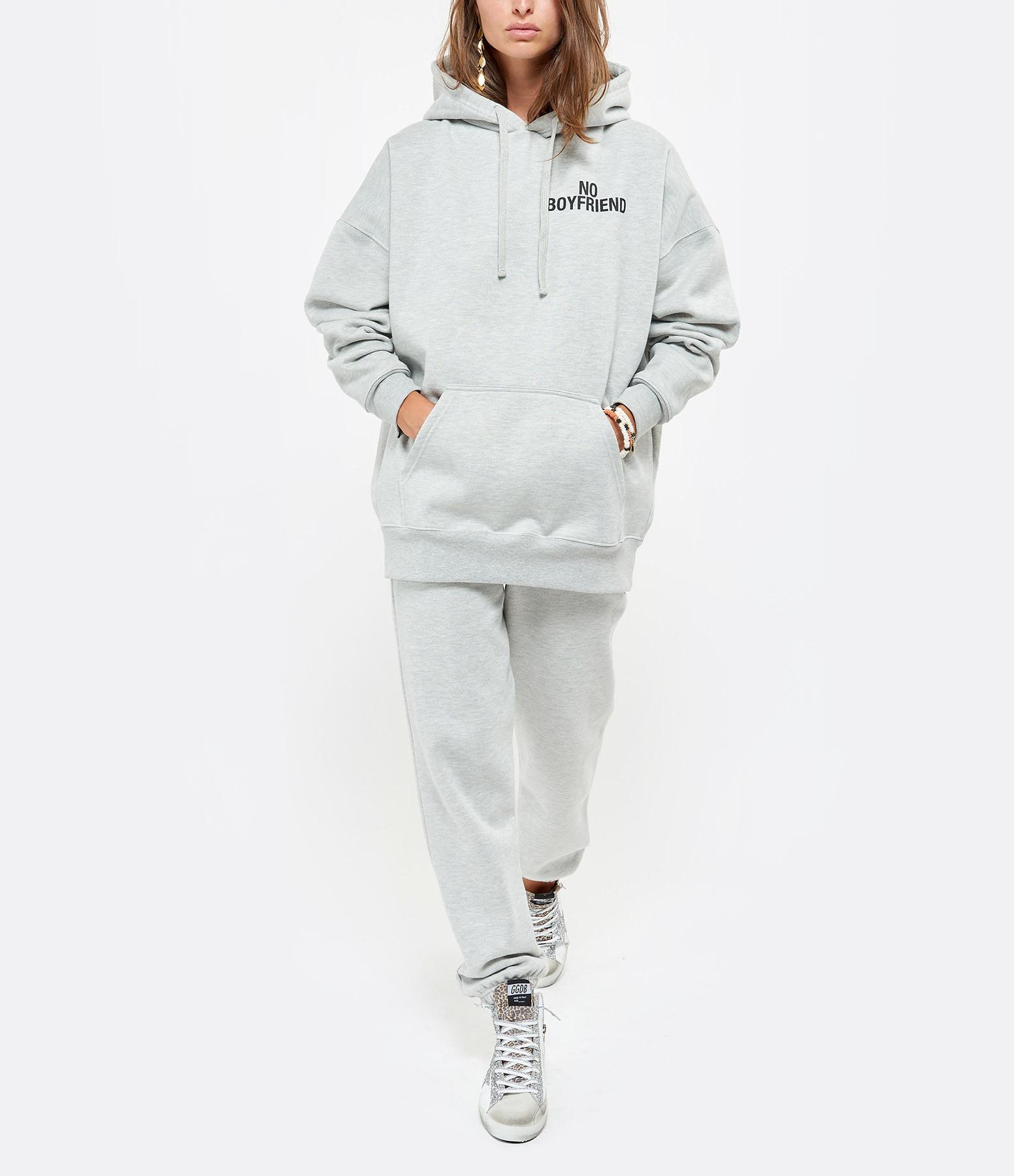 IRO - Sweatshirt Clava Coton Gris