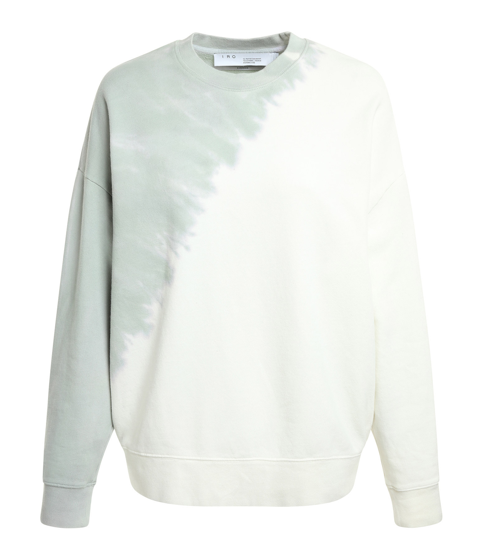 IRO - Sweatshirt Baylor Coton Bleu