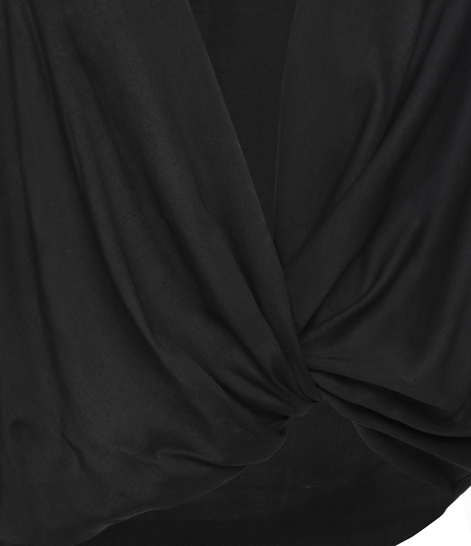 IRO - Top Ednye Lyocell Noir