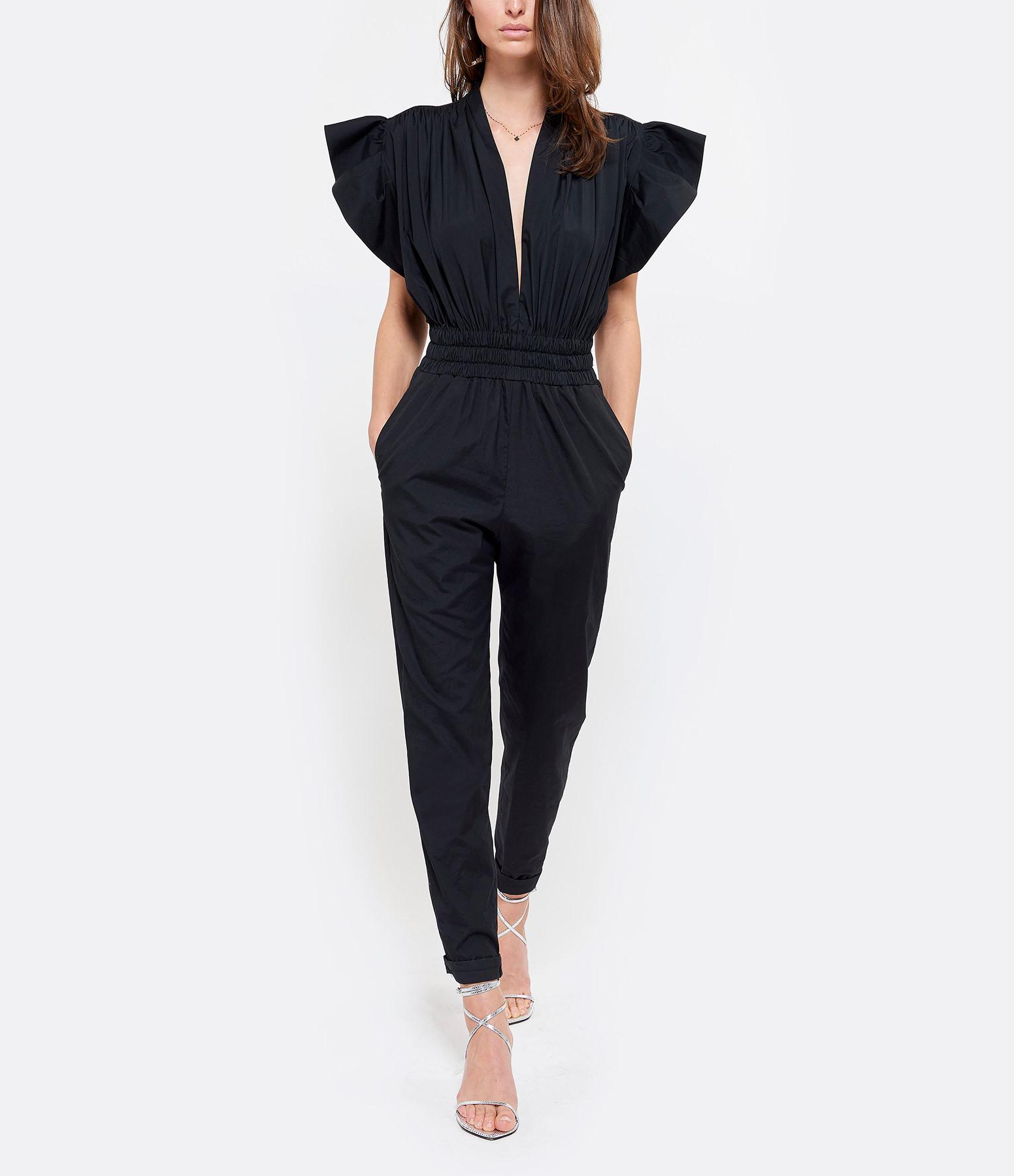 IRO - Combinaison Pleona Coton Noir