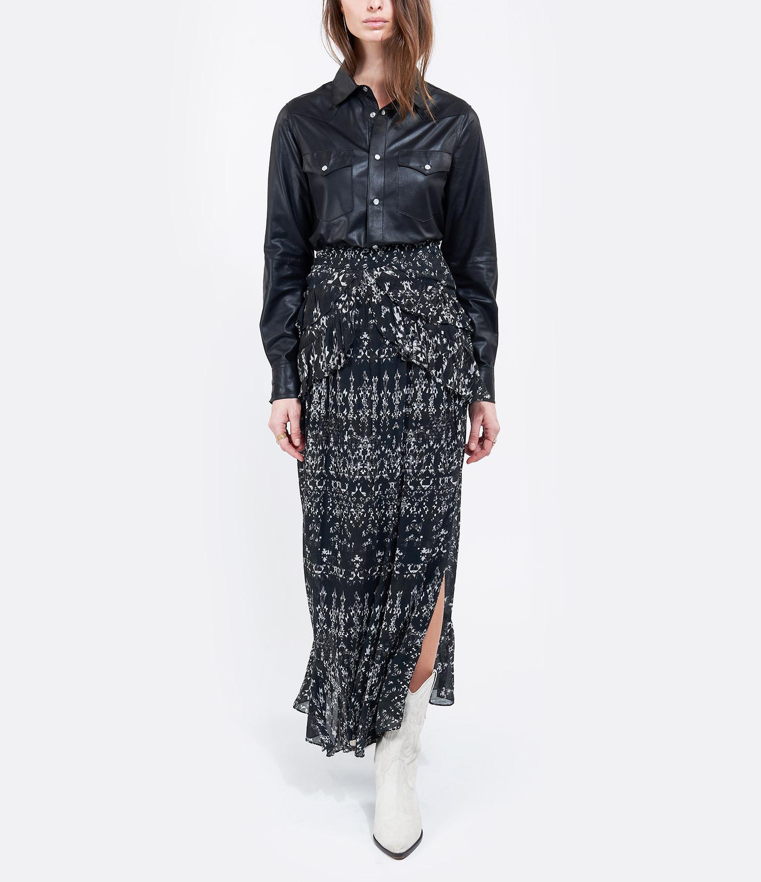IRO - Jupe Saria Noir