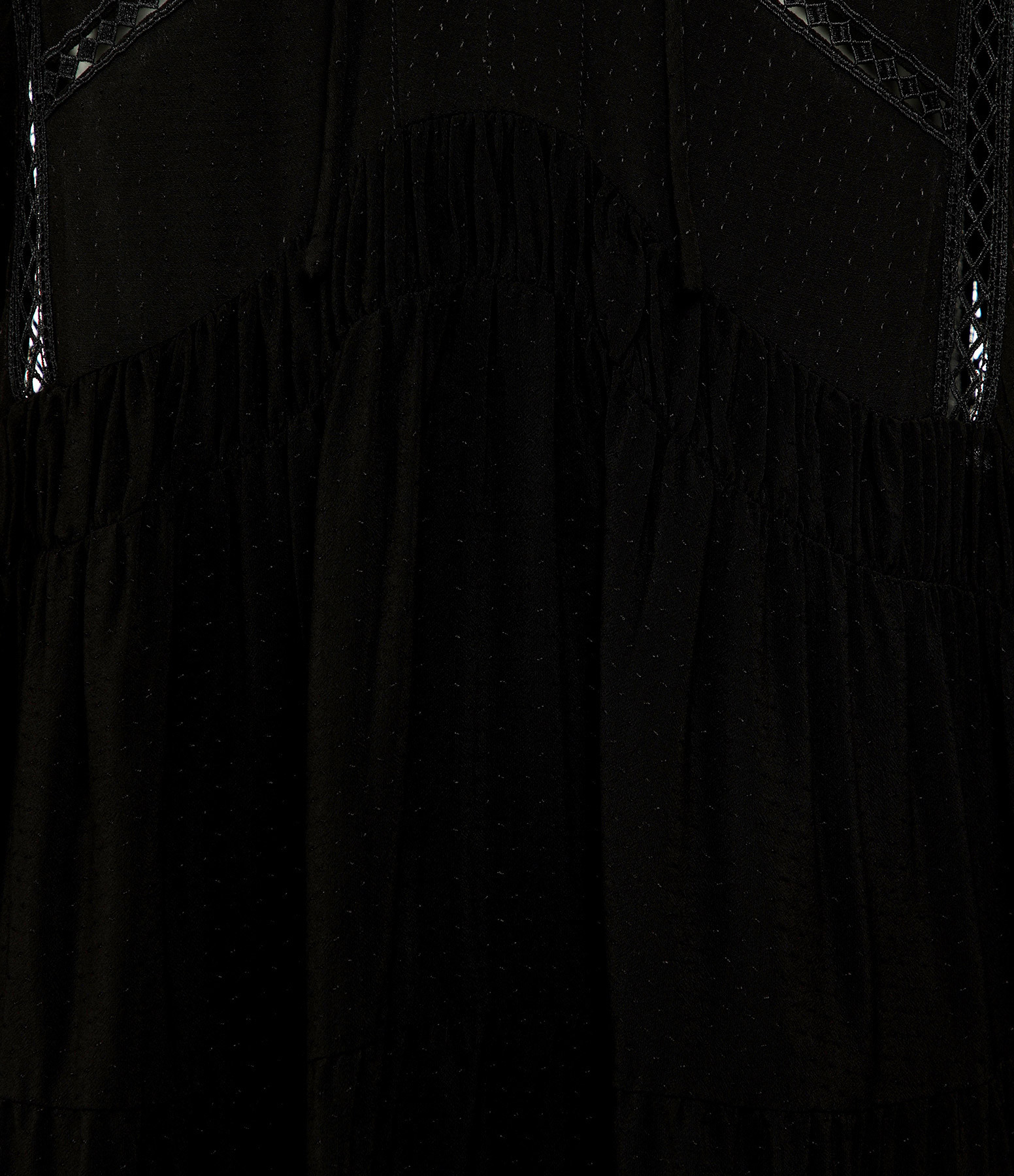 IRO - Robe Pluton Noir