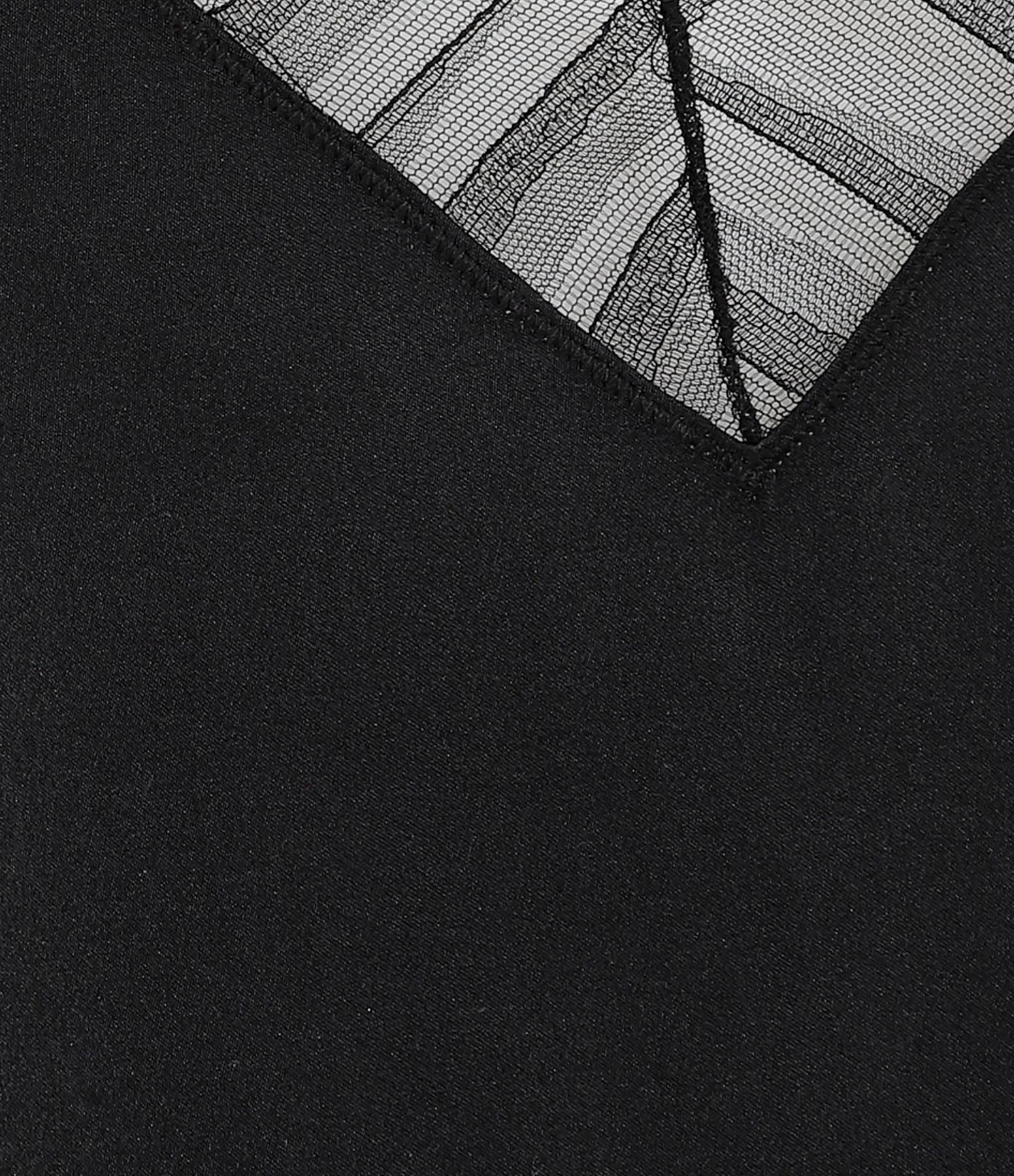 IRO - Top Berwyn Soie Noir