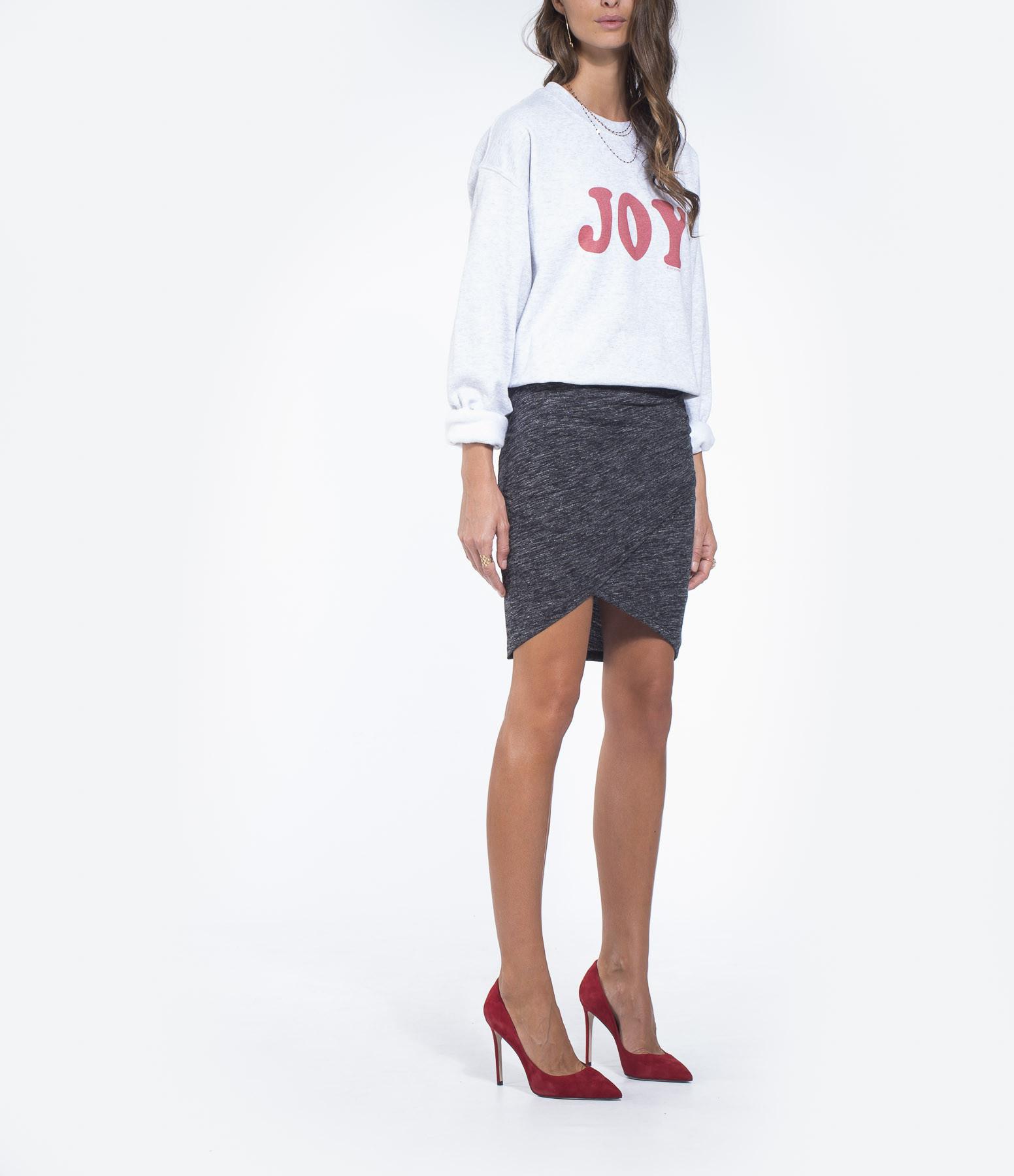 NEWTONE - Sweatshirt Joy Ash