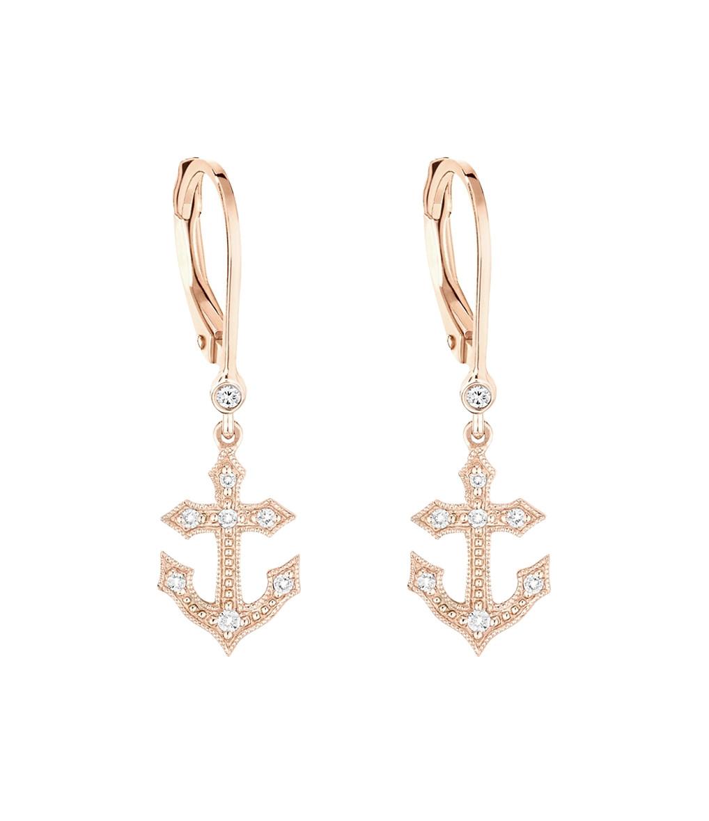 STONE PARIS - Boucles d'oreilles Dormeuses Jala Diamants