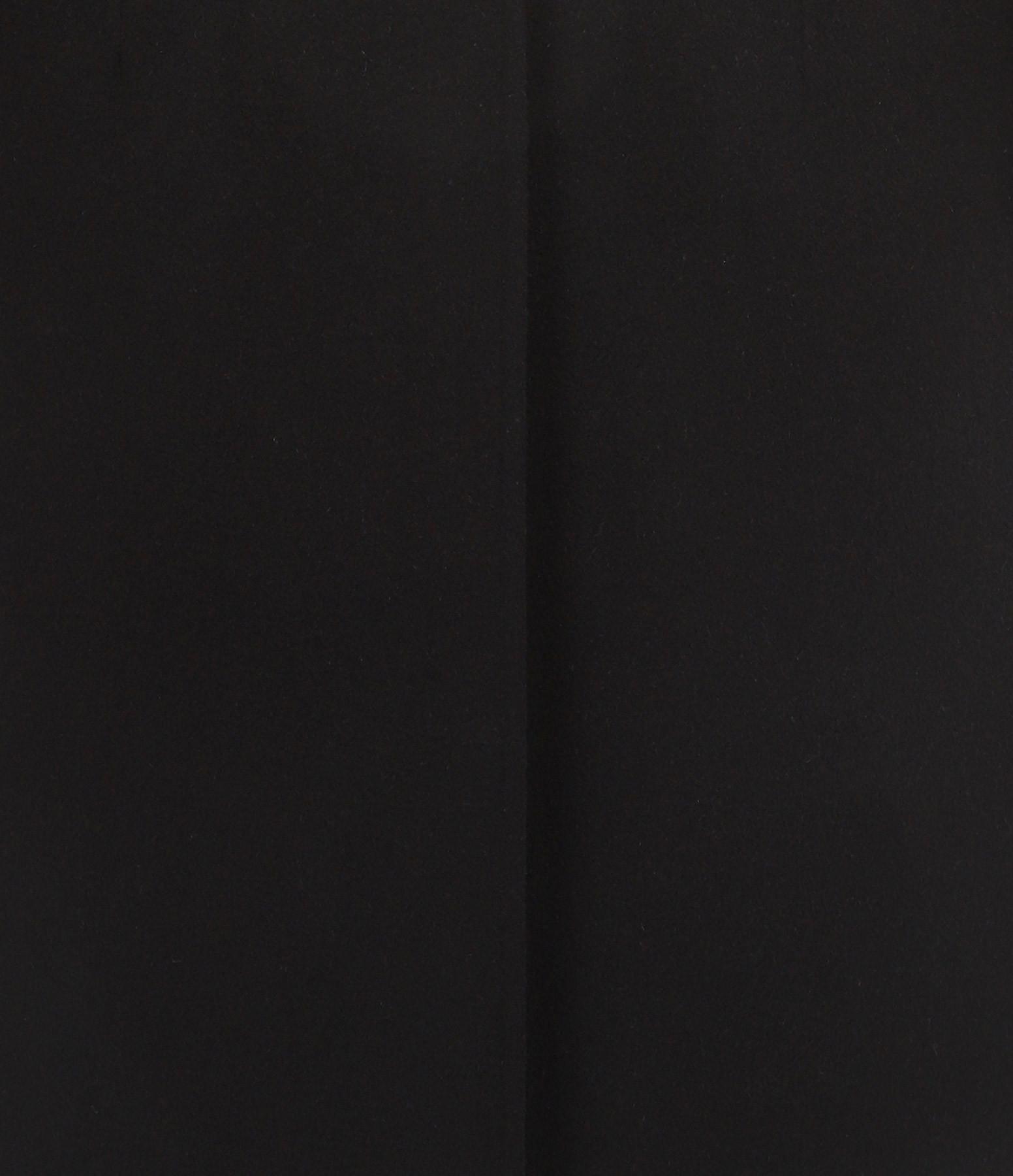 JOSEPH - Manteau Marly Laine Noir