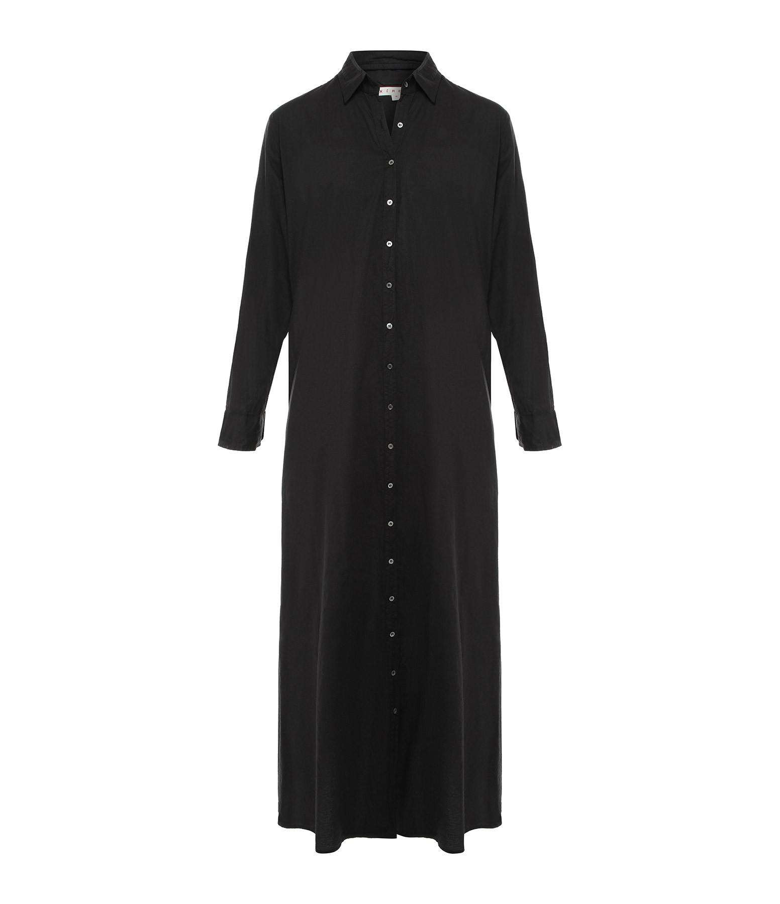XIRENA - Robe Boden Noir