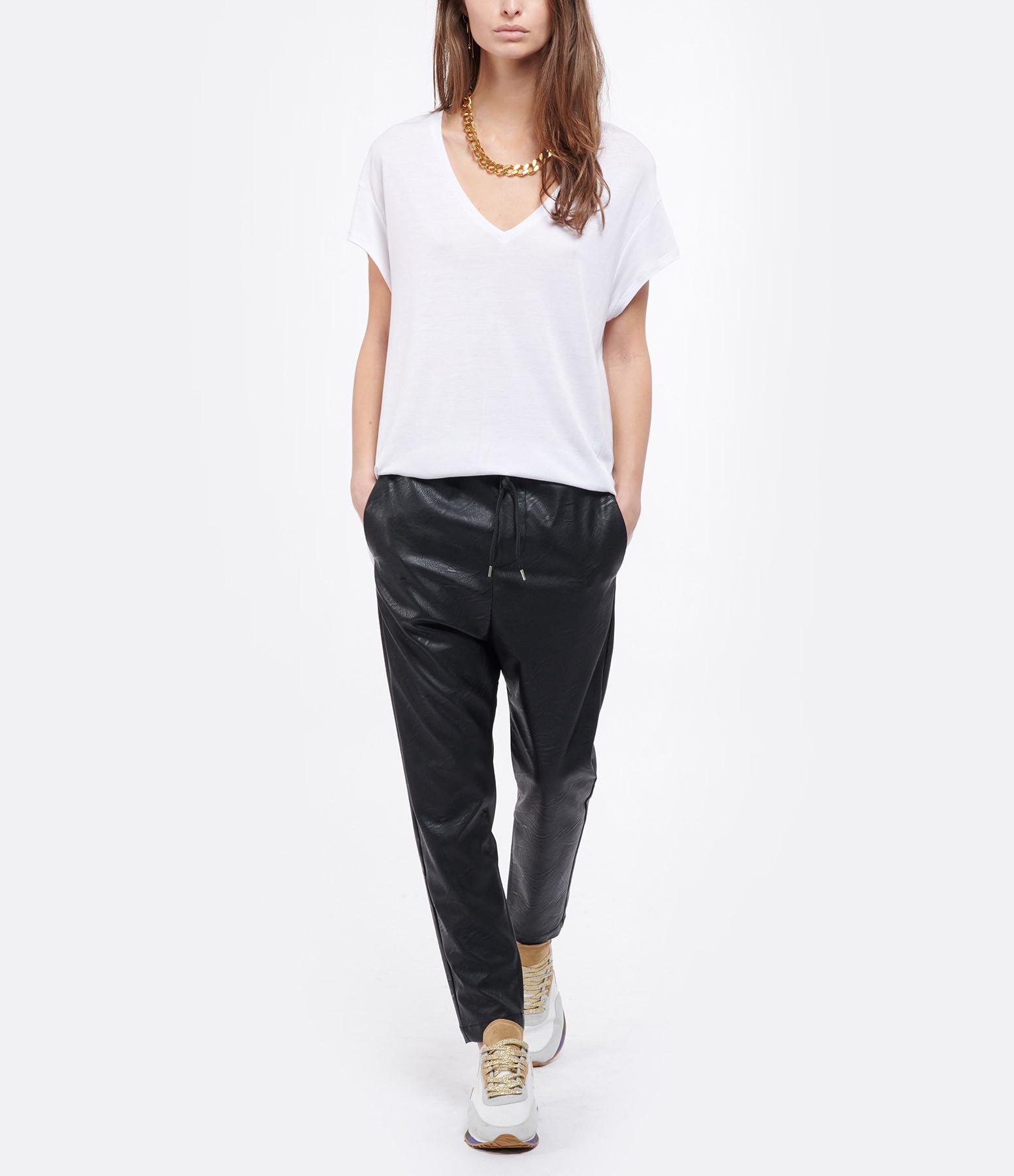 JEANNE VOULAND - Pantalon Earl Jogging Noir