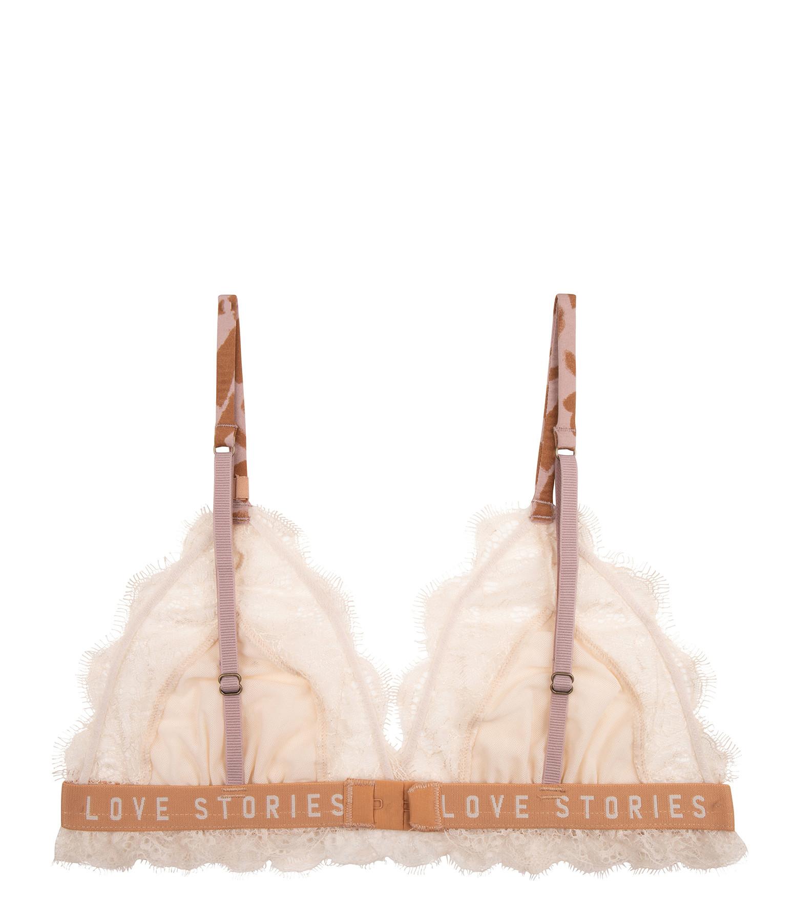 LOVE STORIES - Soutien-gorge Love Lacy Crème