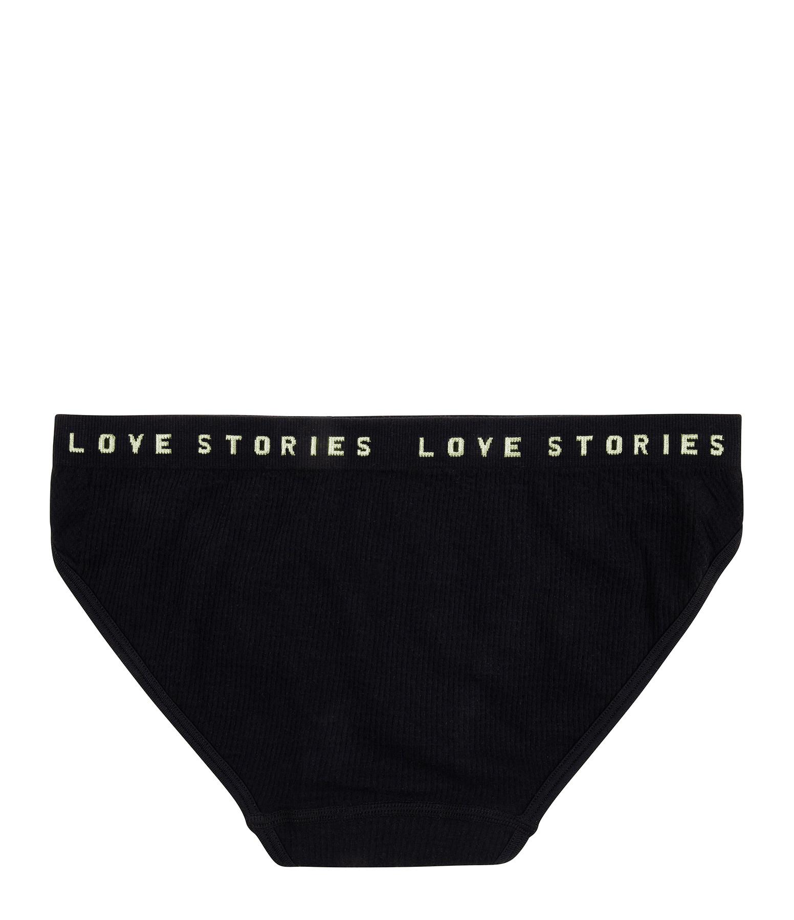 LOVE STORIES - Culotte Truman Noir