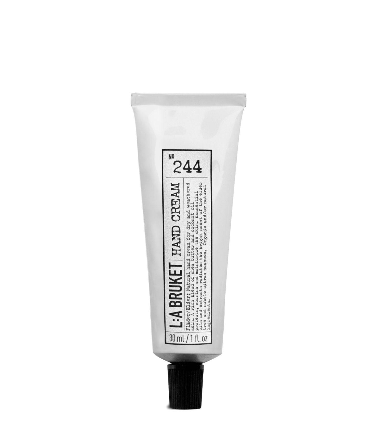 L:A BRUKET - N°244 Crème pour Mains Fleur de Sureau, 30ml