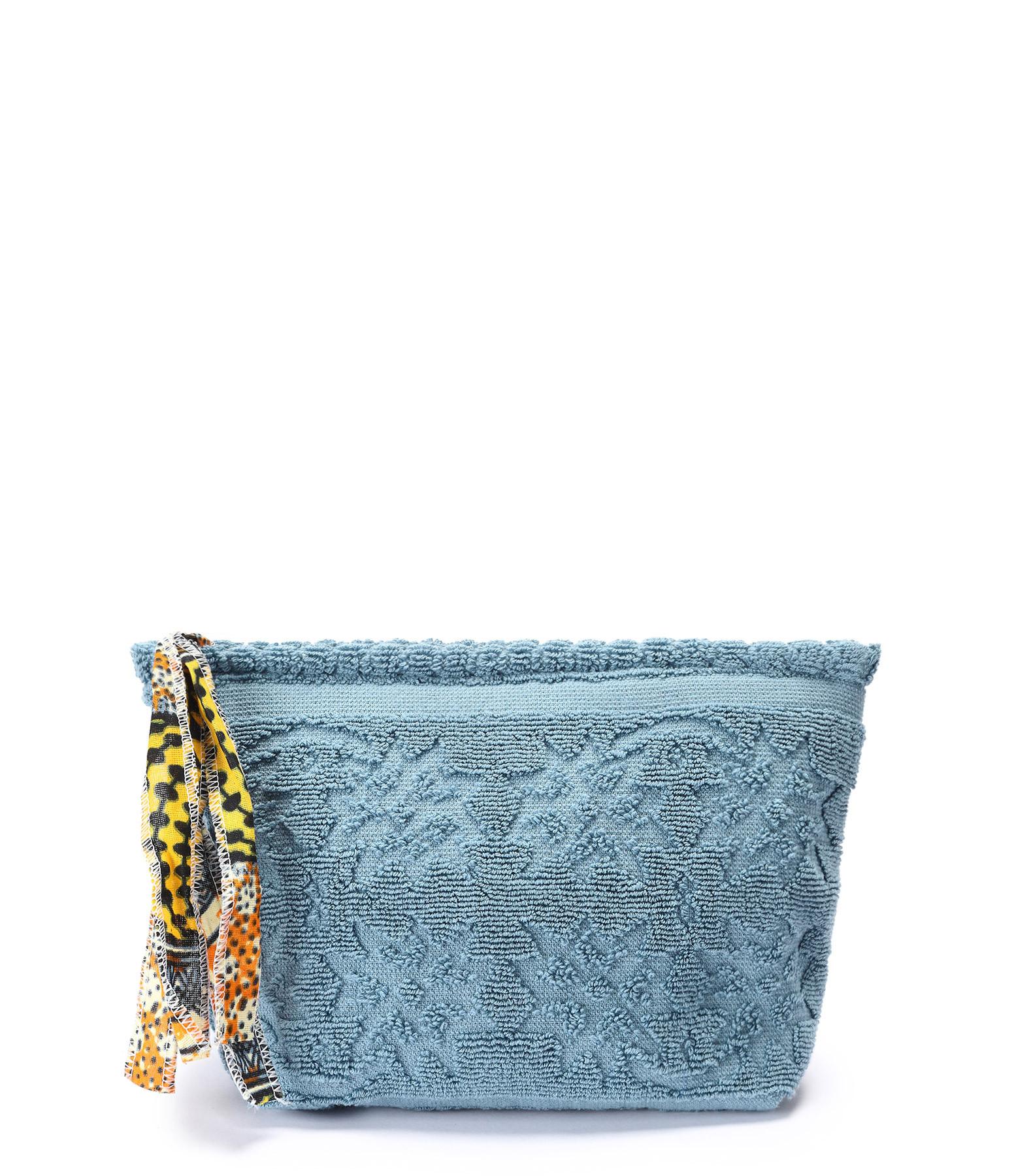 LALLA - Petite Trousse Walakin Eponge Denim