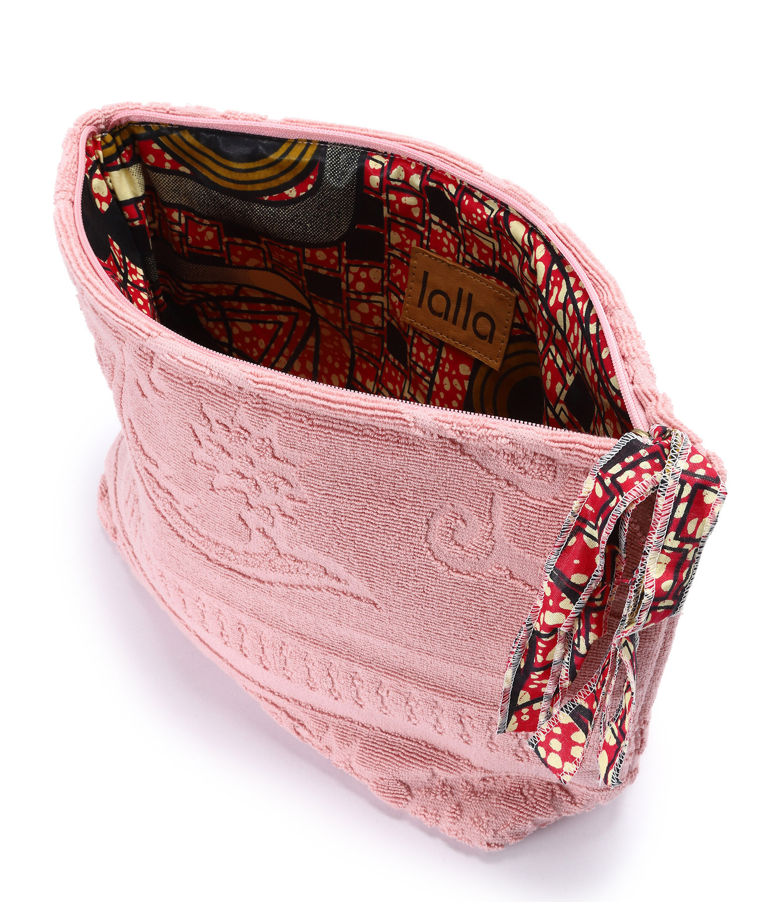 LALLA - Trousse XL Walakin Eponge Blush