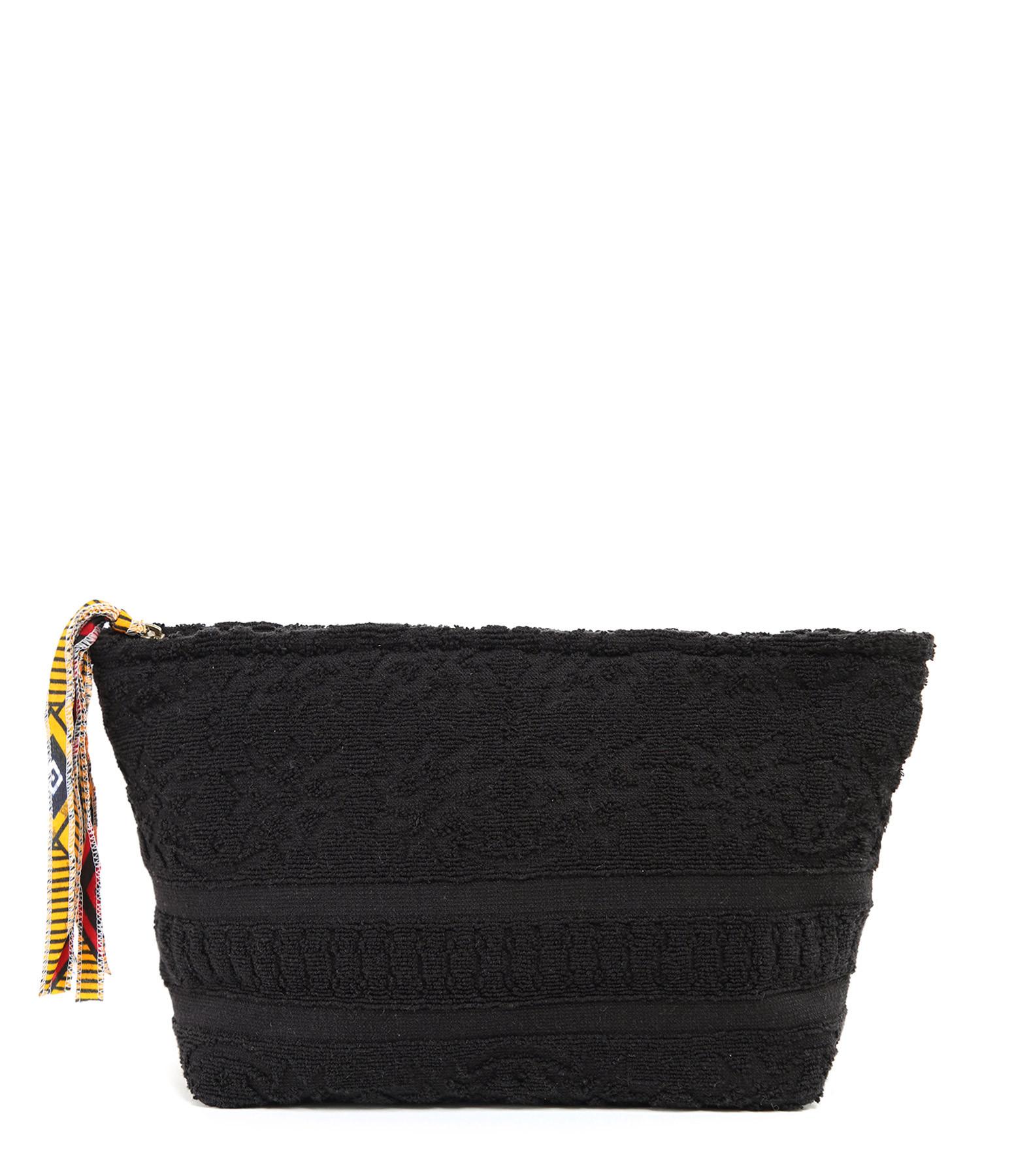 LALLA - Grande Trousse Walakin Éponge Noir