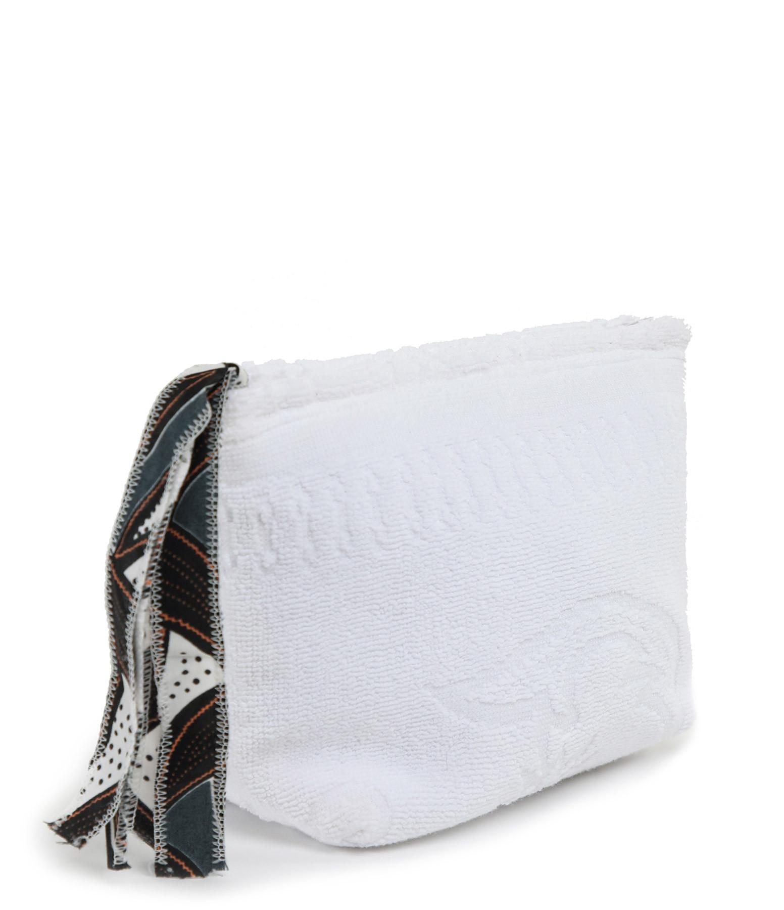 LALLA - Petite Trousse Walakin Éponge Blanc