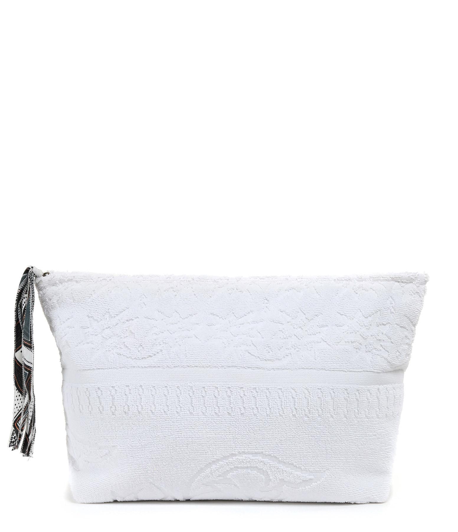 LALLA - Trousse XL Walakin Éponge Blanc