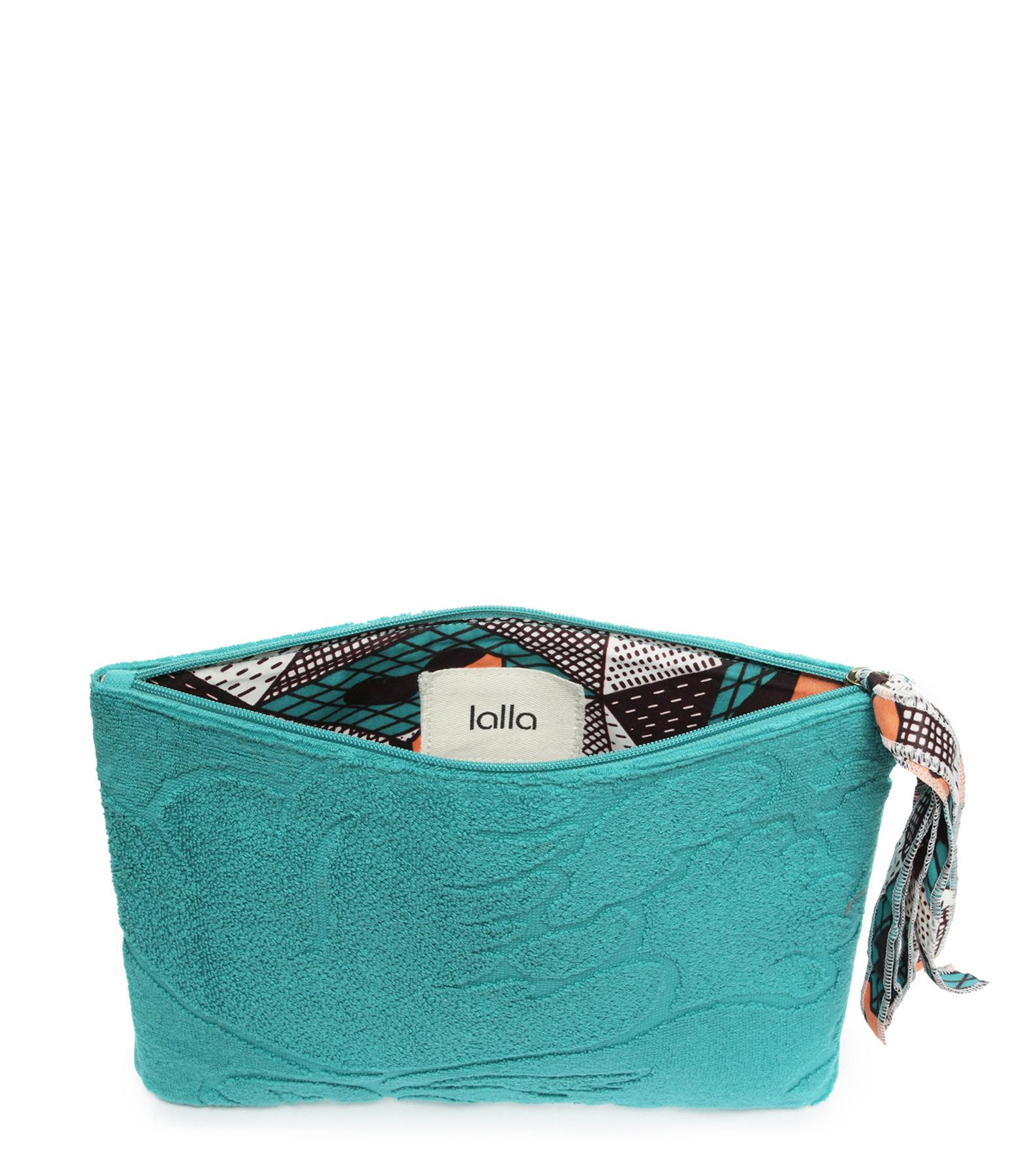 LALLA - Pochette Ipad Éponge Jade