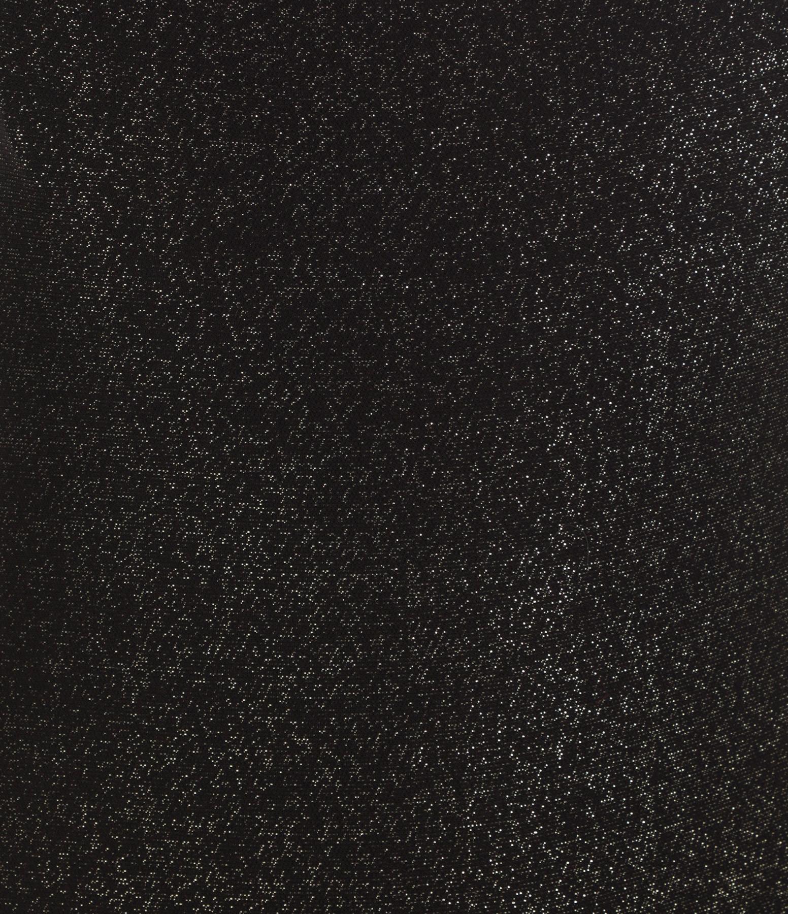 LA NOUVELLE - Body Brigitte Lurex Noir