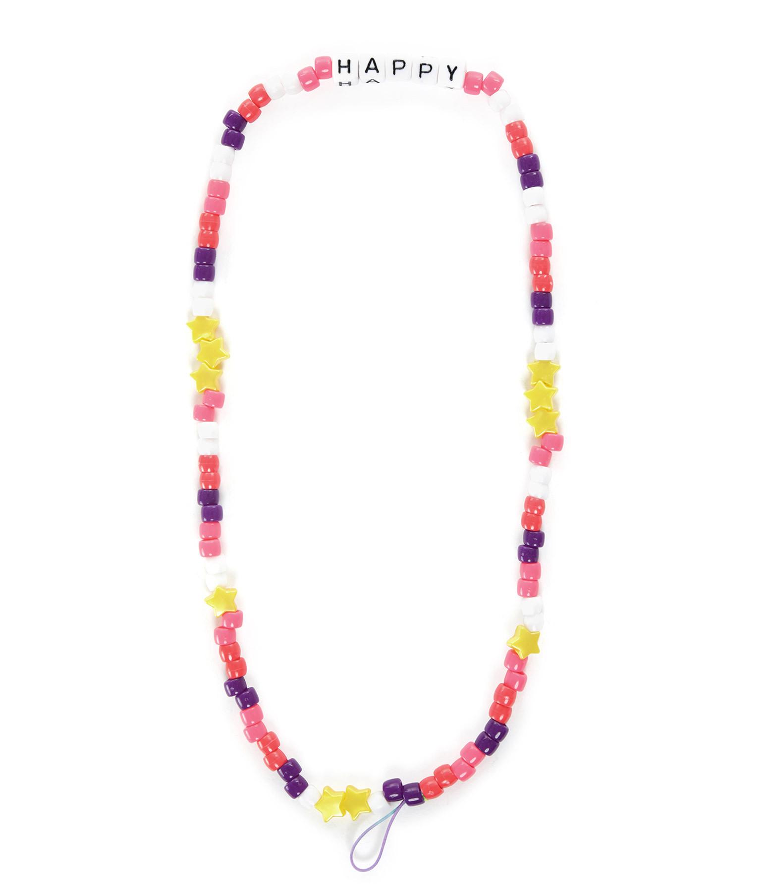 LAUREN RUBINSKI - Bijoux de Téléphone Love Beads HAPPY