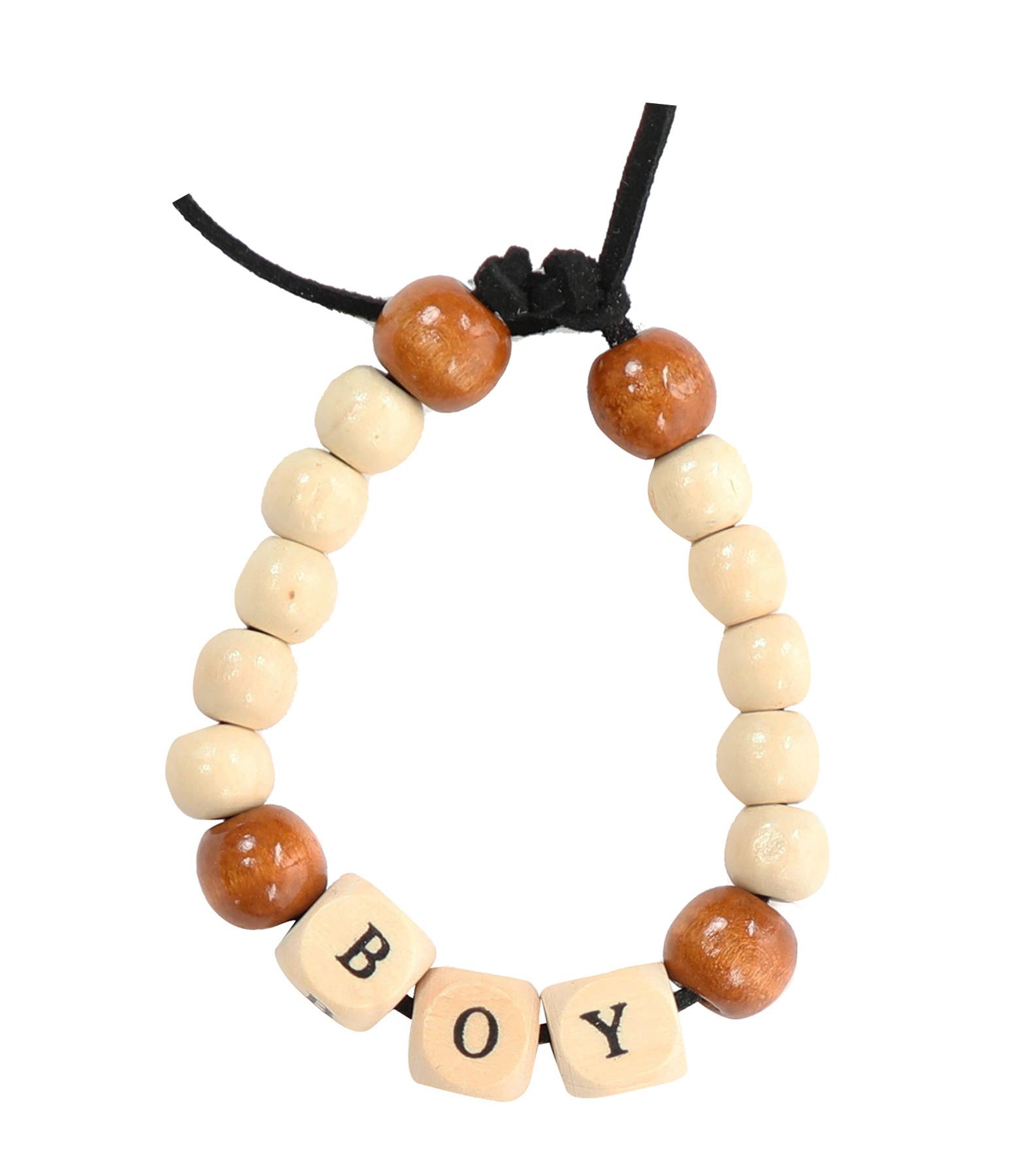 LAUREN RUBINSKI - Bracelet Love Beads Bois BOY