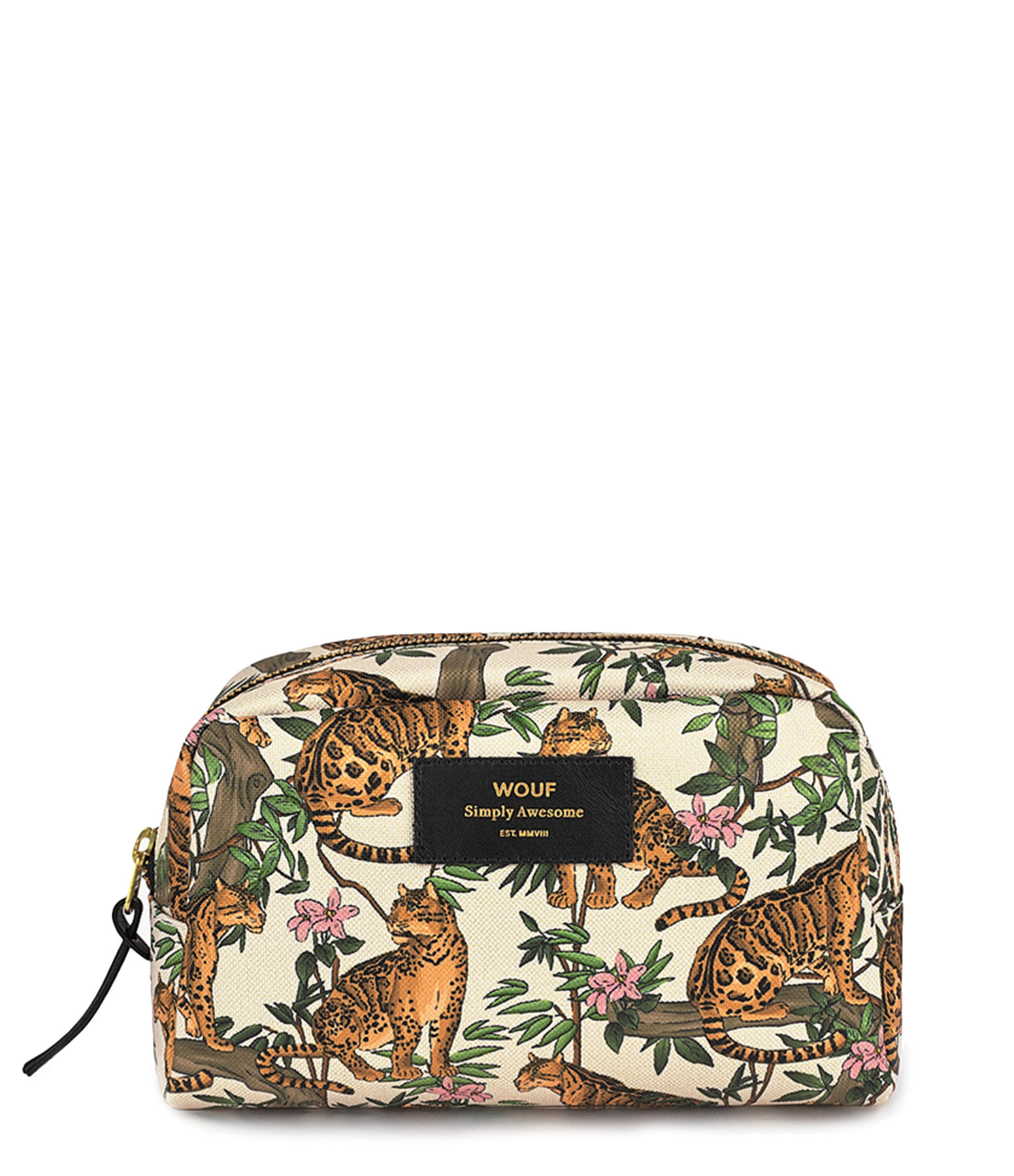 WOUF - Trousse Big Beauty Lazy Jungle