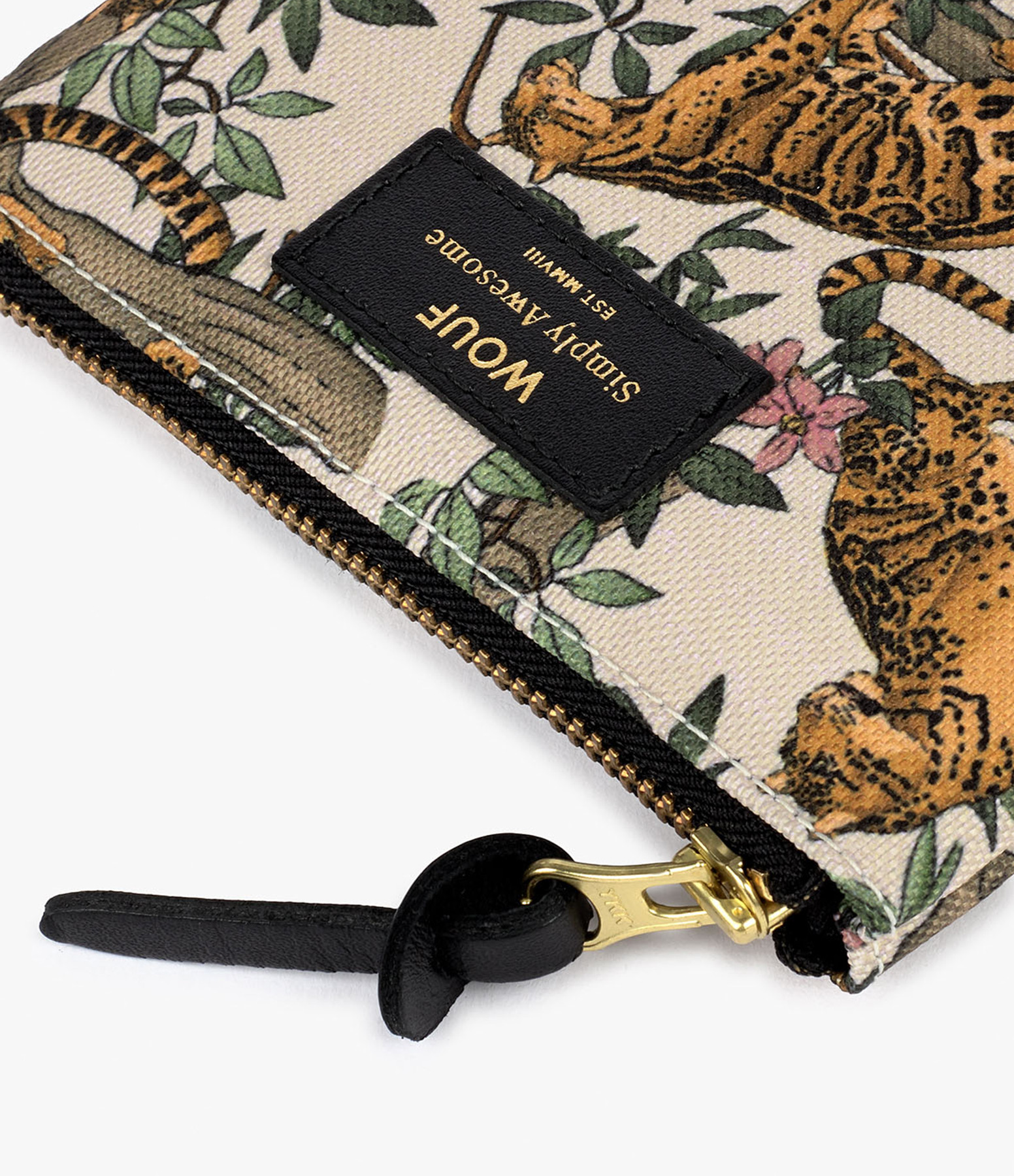 WOUF - Trousse S Lazy Jungle