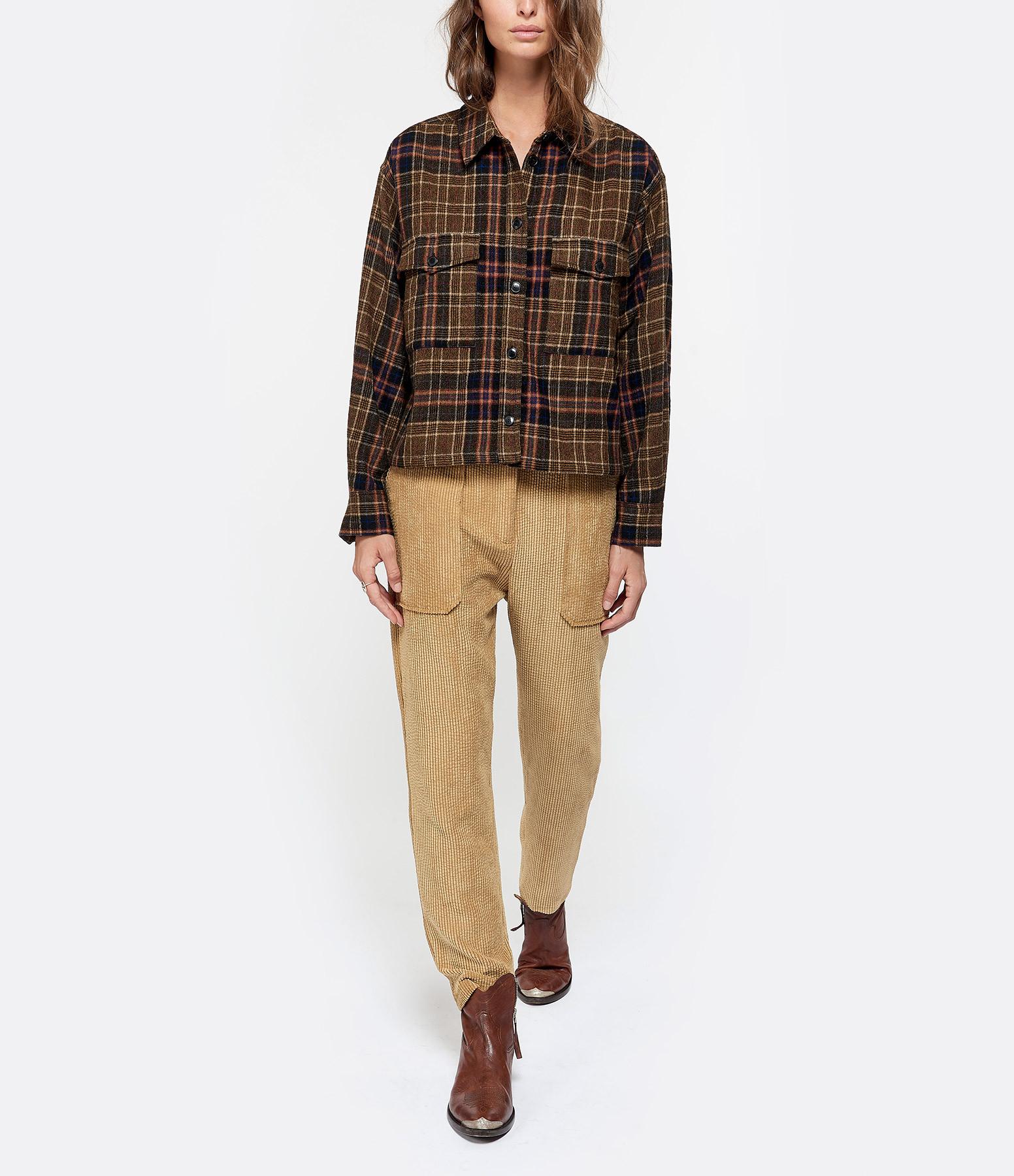 LAURENCE BRAS - Pantalon Mare Beige