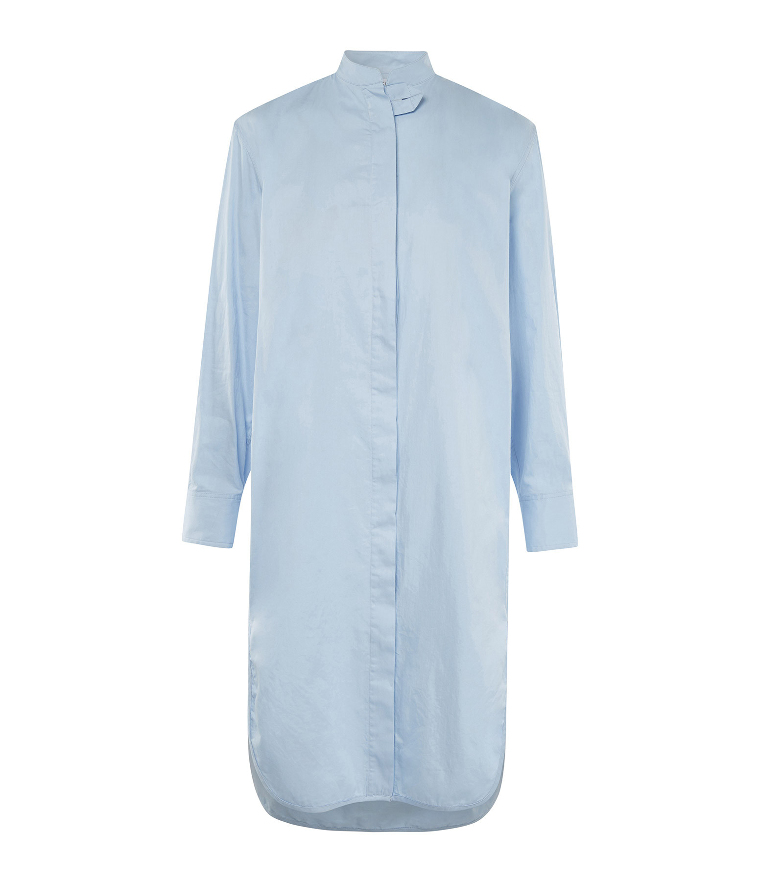 LAURENCE BRAS - Robe Picasso Coton Bleu