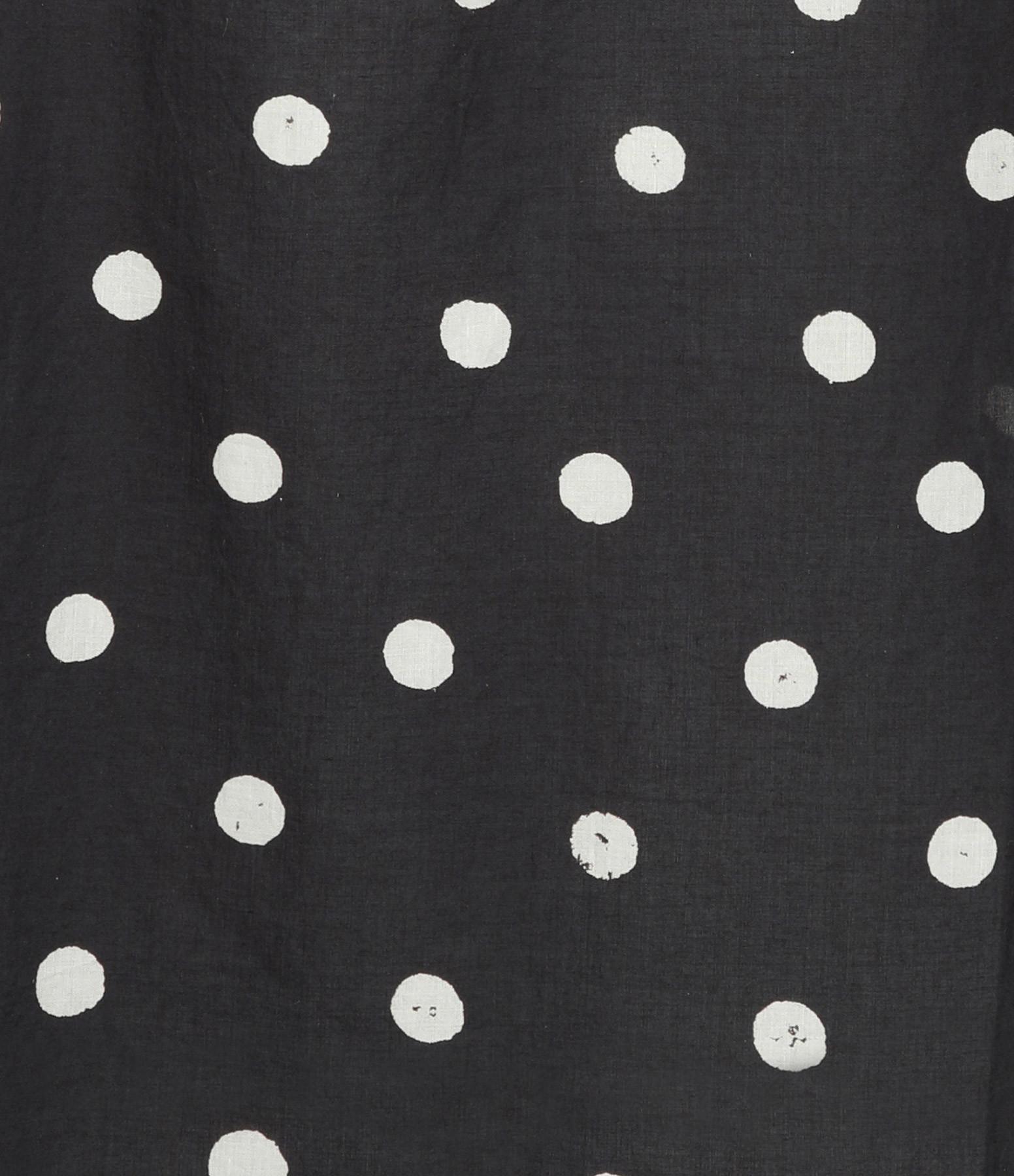 LAURENCE BRAS - Blouse Juul Coton Pois Noir