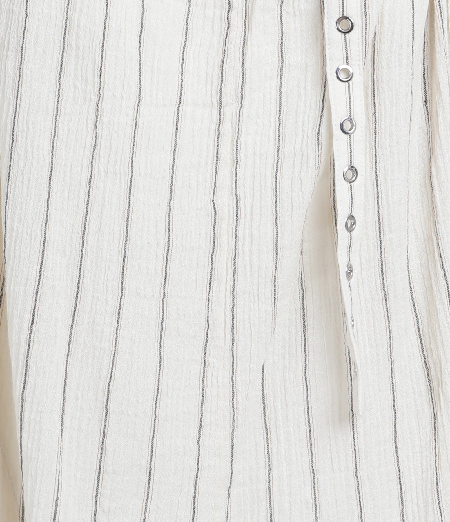 LAURENCE BRAS - Blouse Malboro Coton Rayures