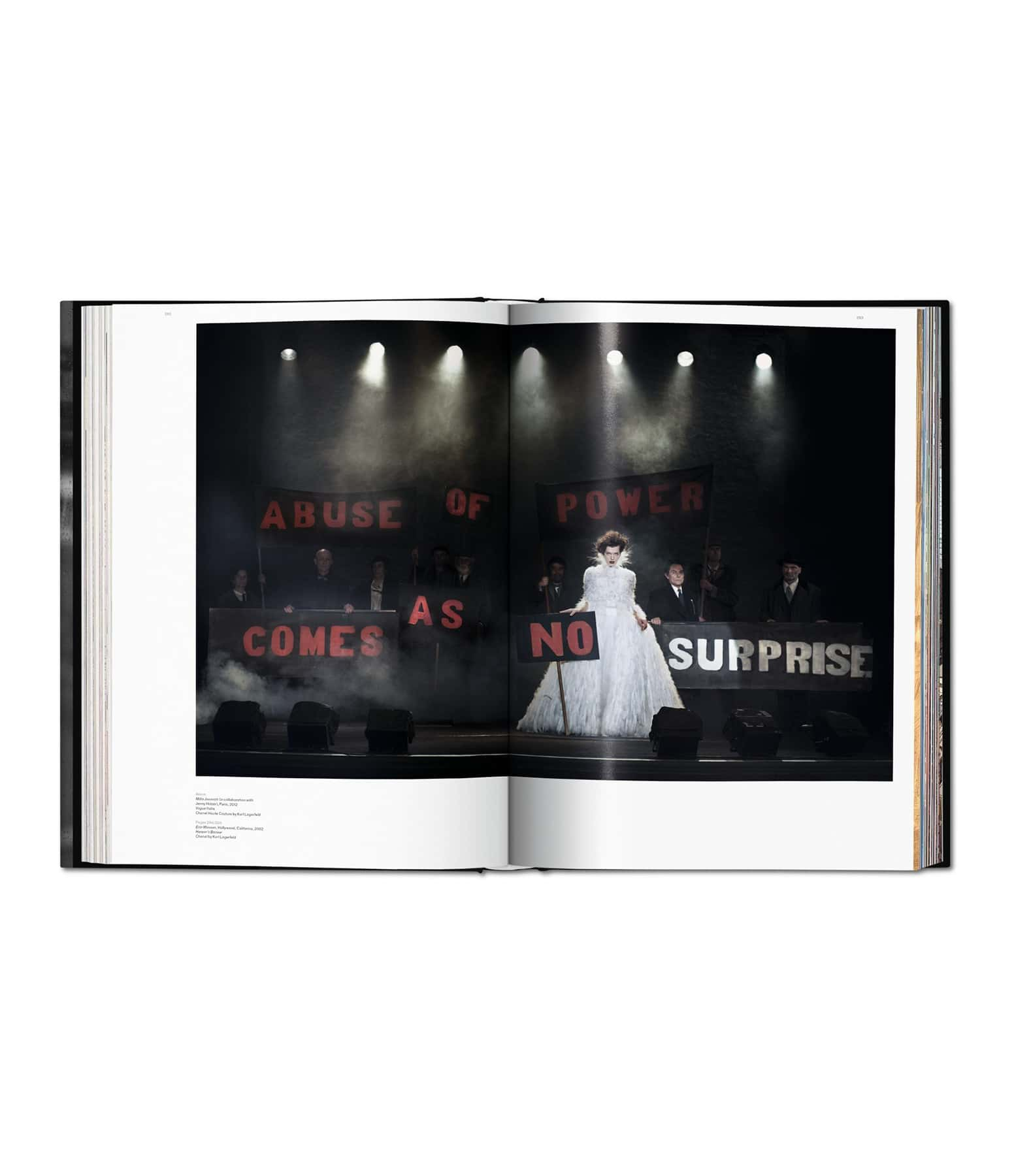 TASCHEN - Livre Peter Lindbergh, On Fashion Photography