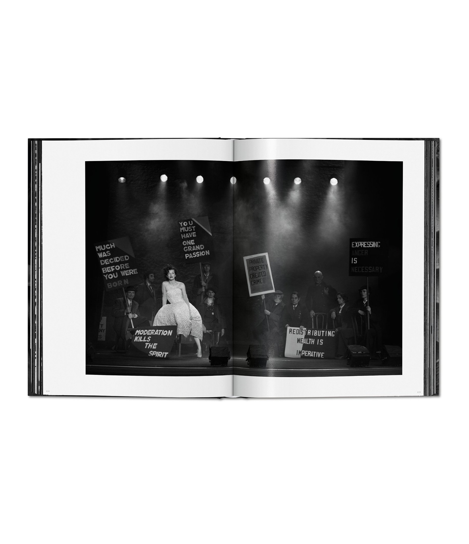 TASCHEN - Livre Peter Lindbergh, Untold Stories